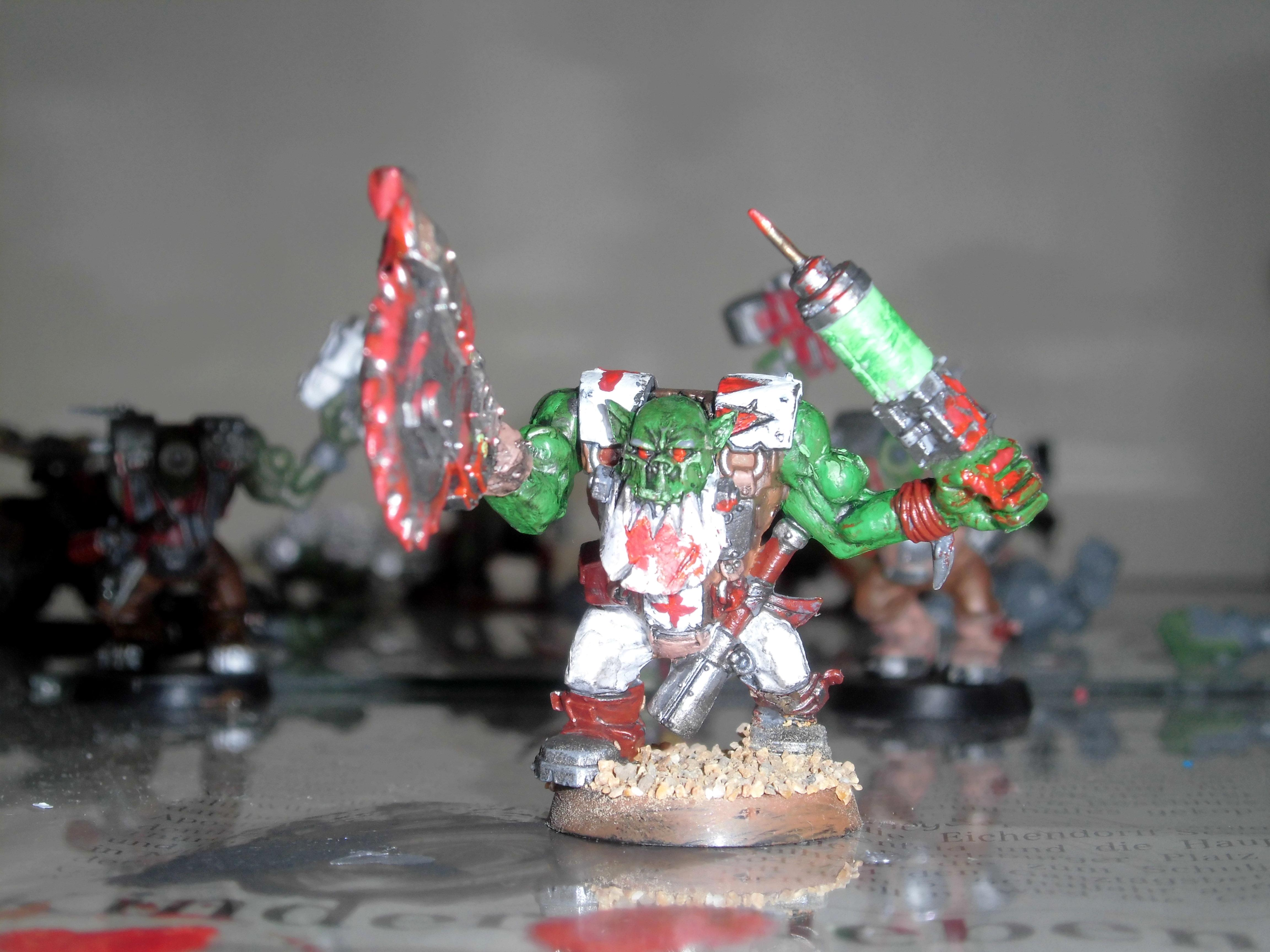 Doc, Orks, Painboy, front