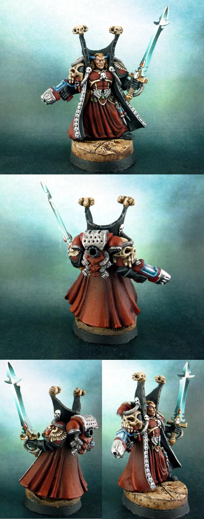 Blood Angels, Lord Of Death, Mephiston