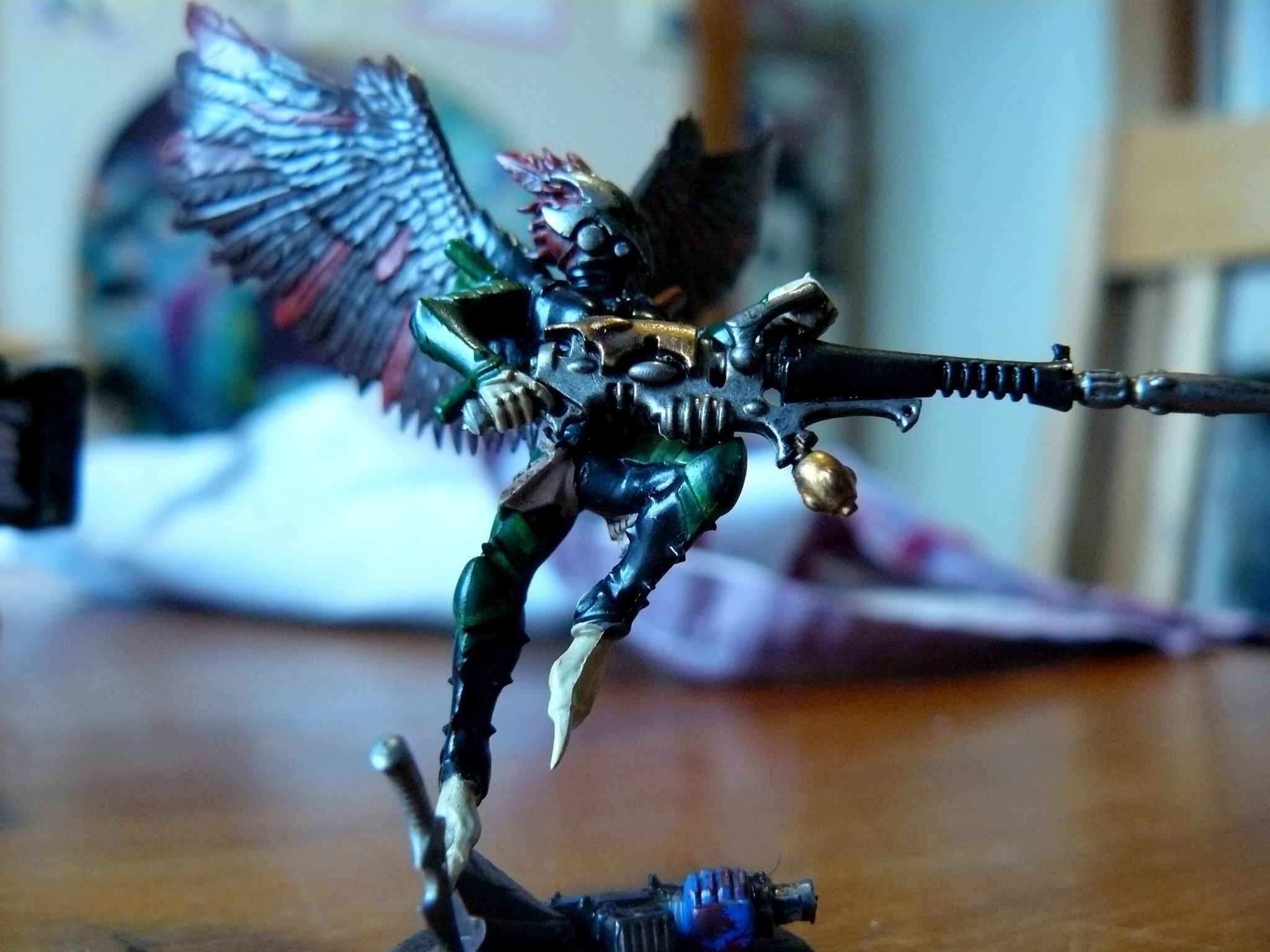 Dark Eldar, De, Scourge