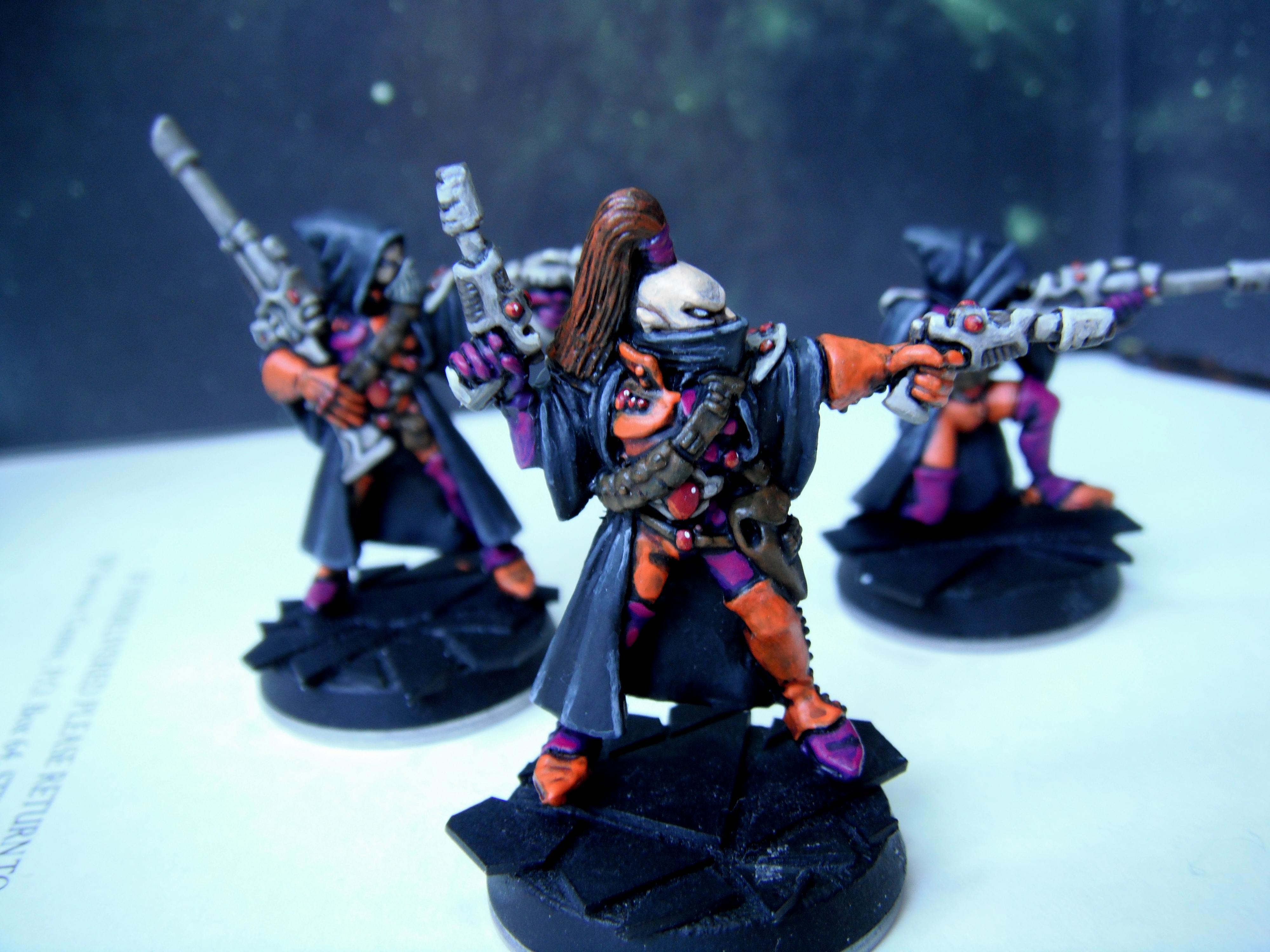 Eldar, Harlequins, Rangers