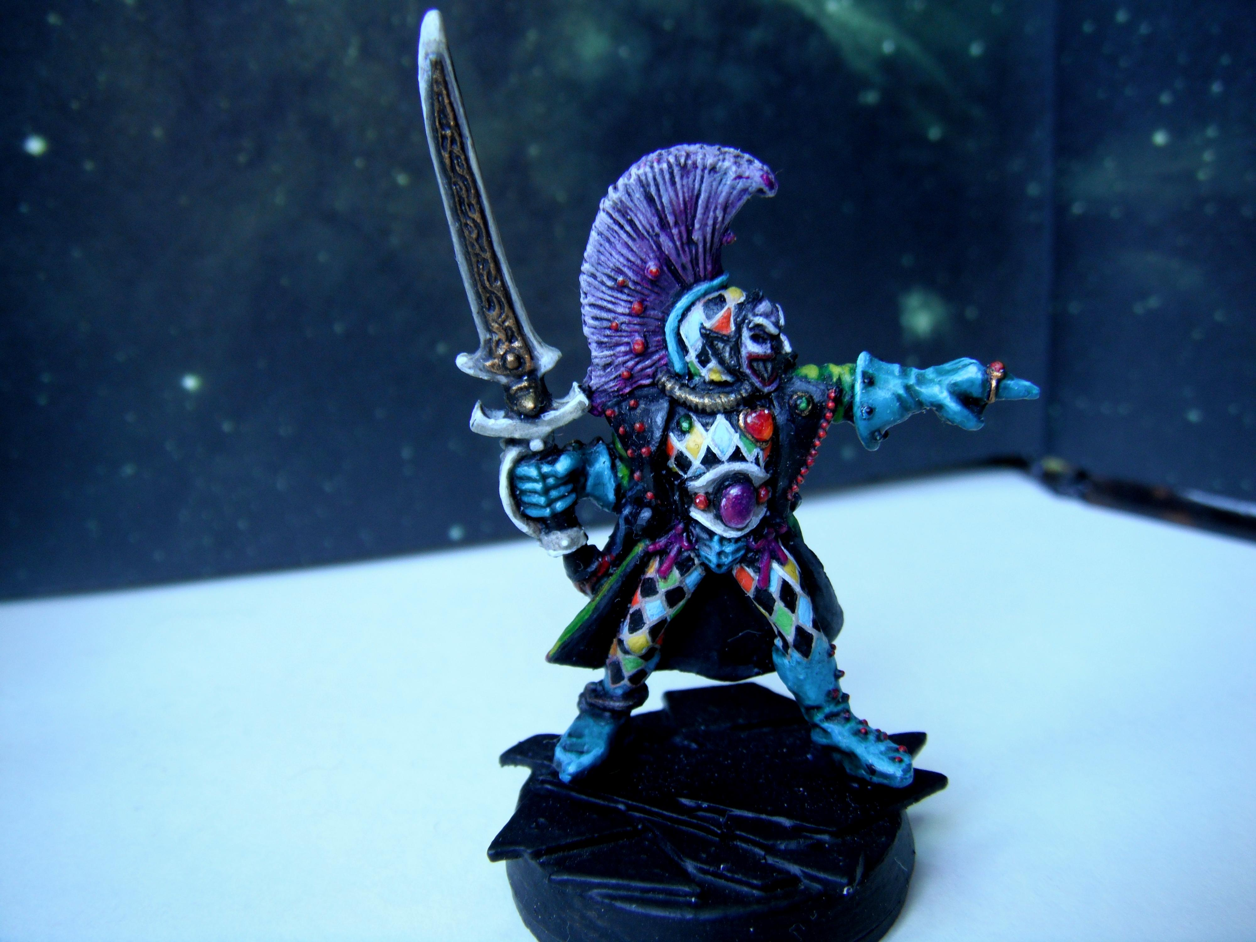 Harlequins, Out Of Production, Troupe Leader