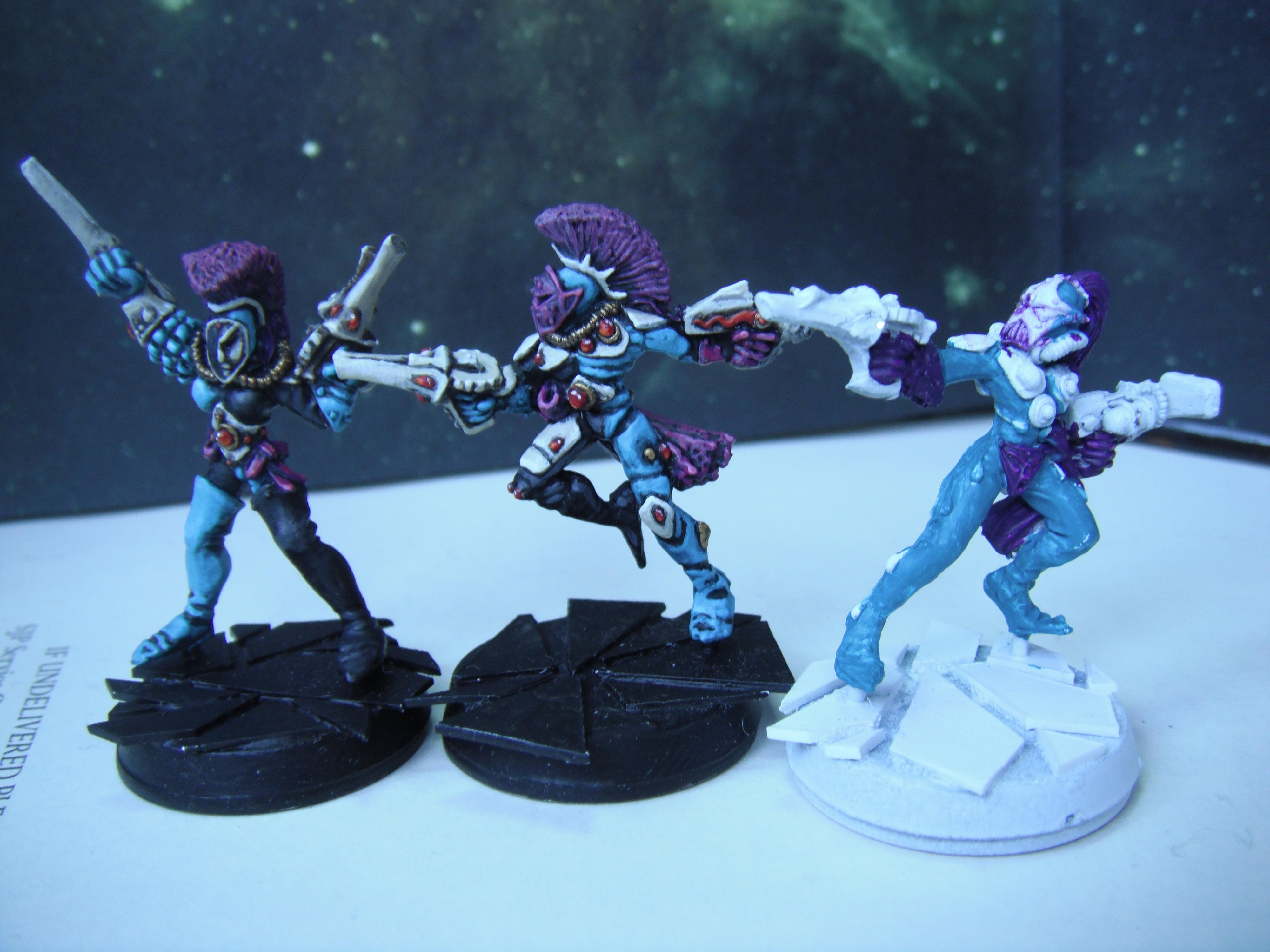Harlequins, Out Of Production
