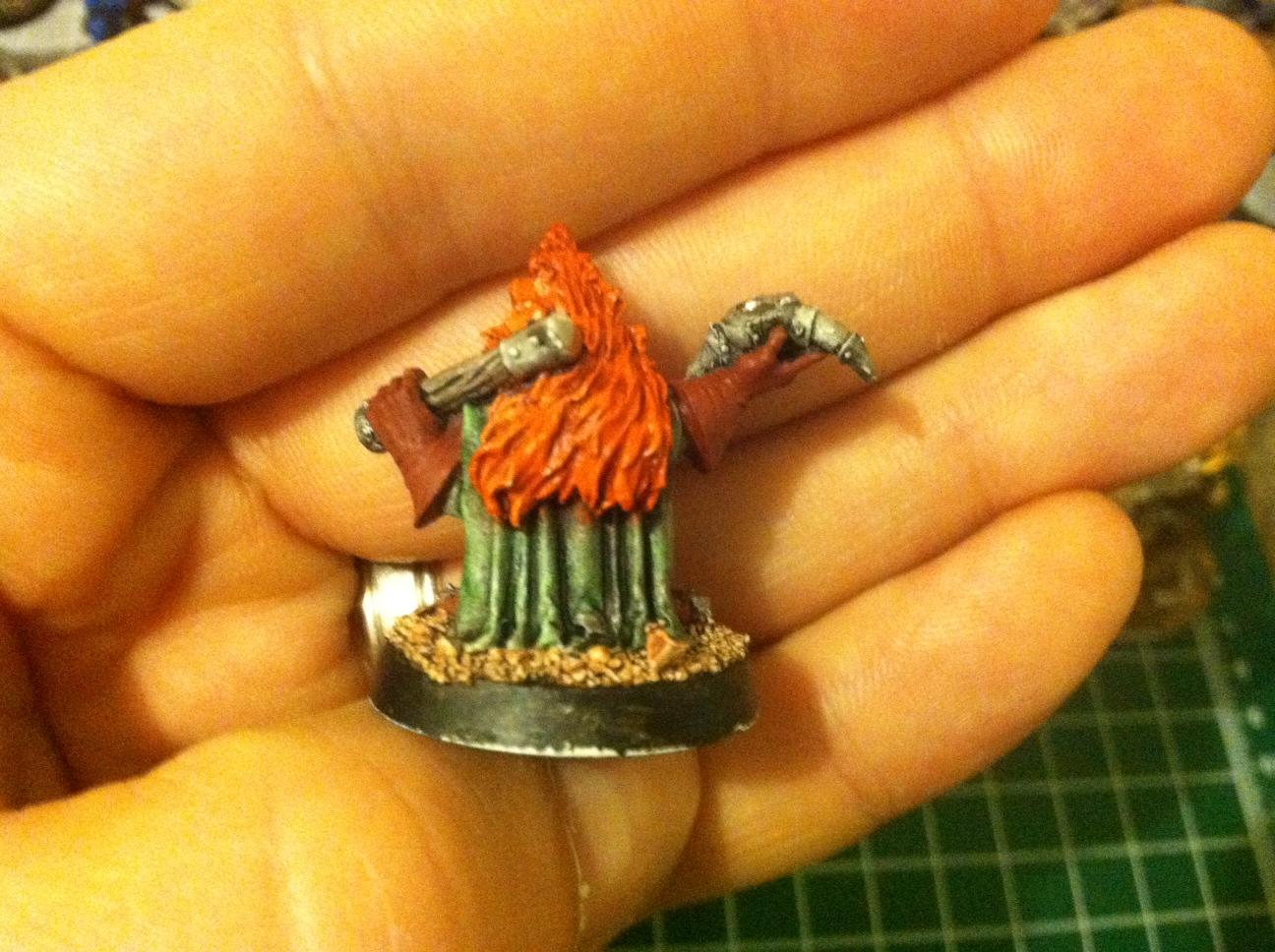 Dwarf WIP (rear)