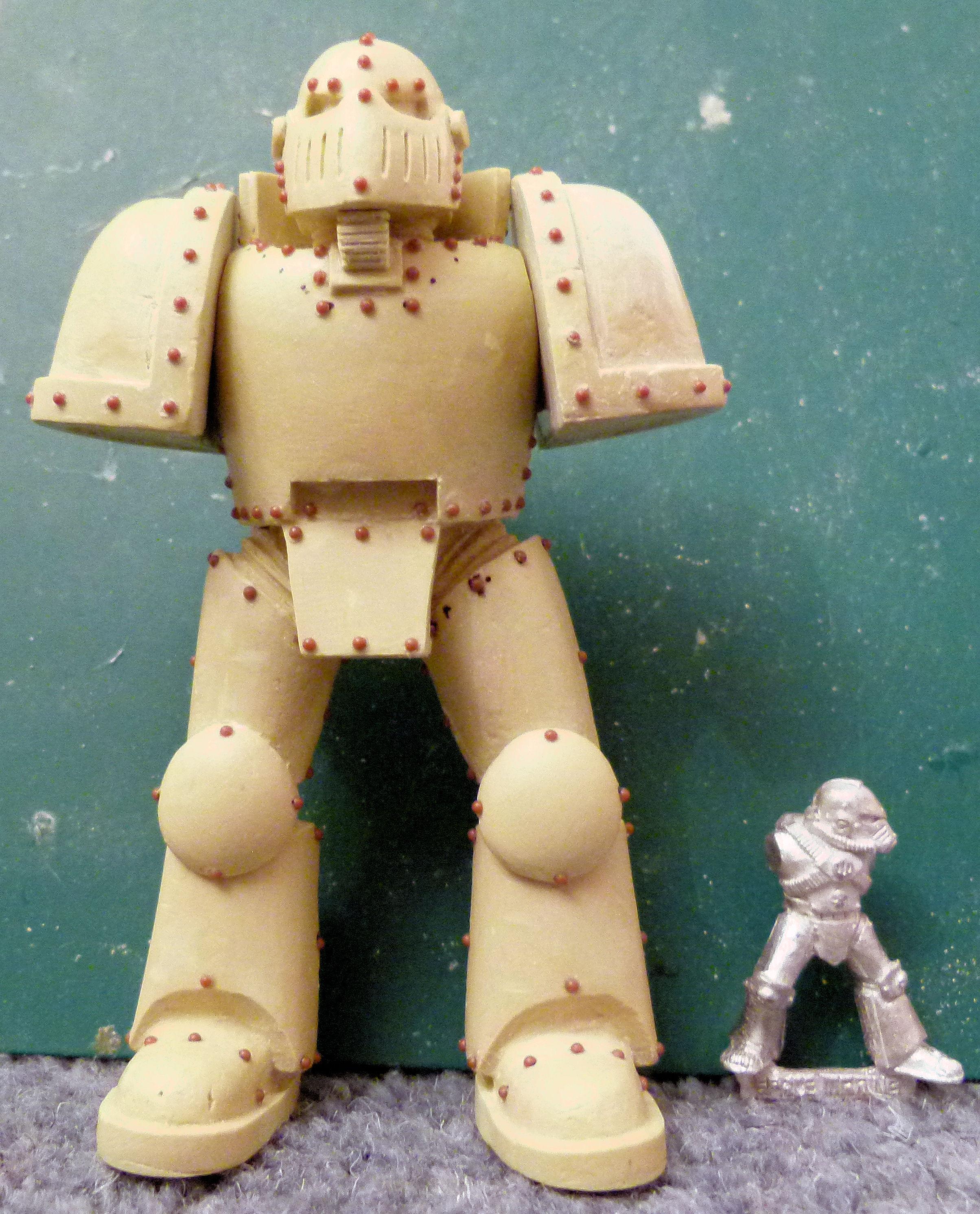 Mk3 Iron Armour WIP