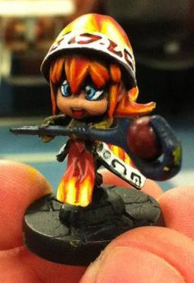 Chibi, Dungeon, Ember, Explore, Fang, Mage, Painting, Super, Watchdragon