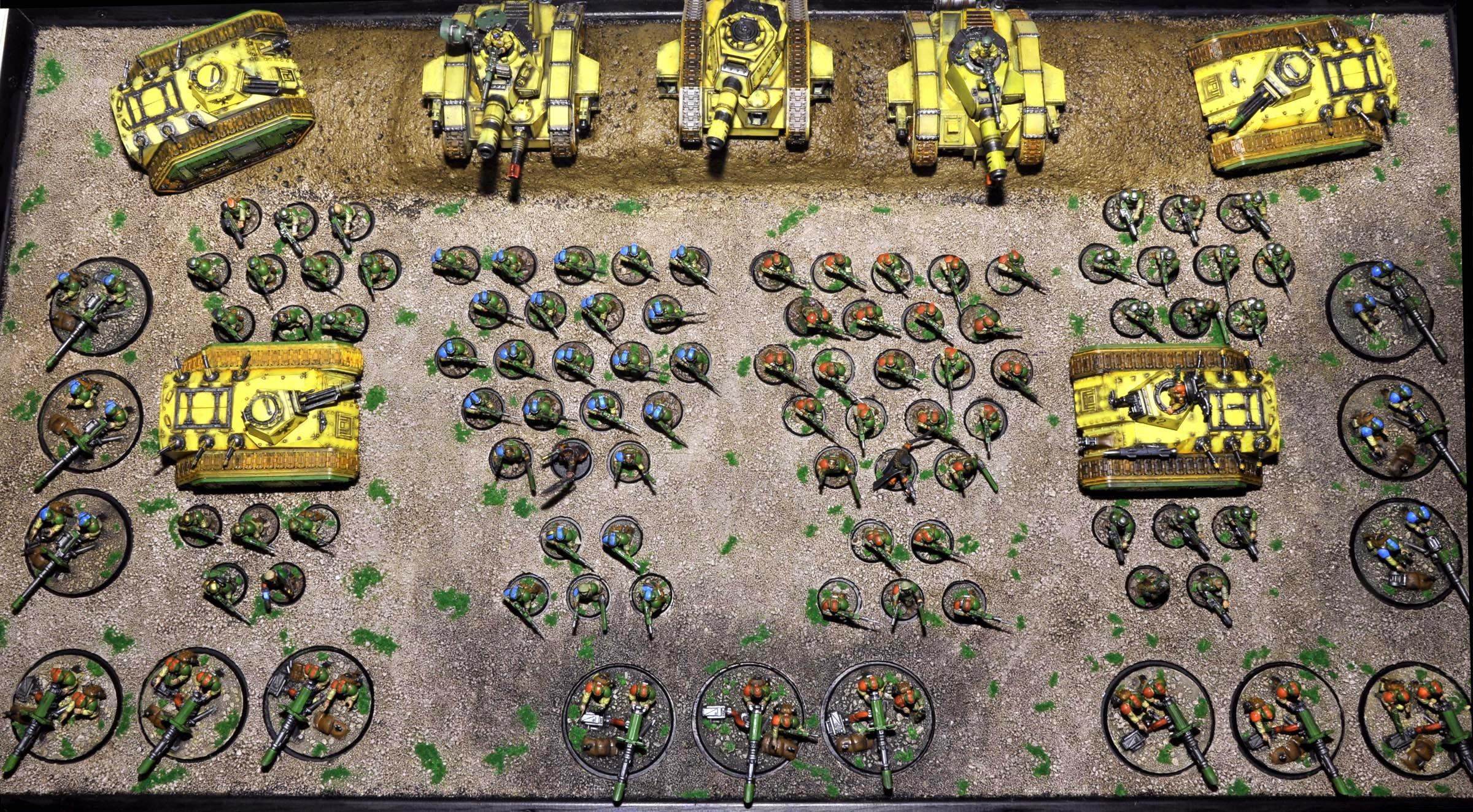 Imperial Guard Army, Imperial Guard