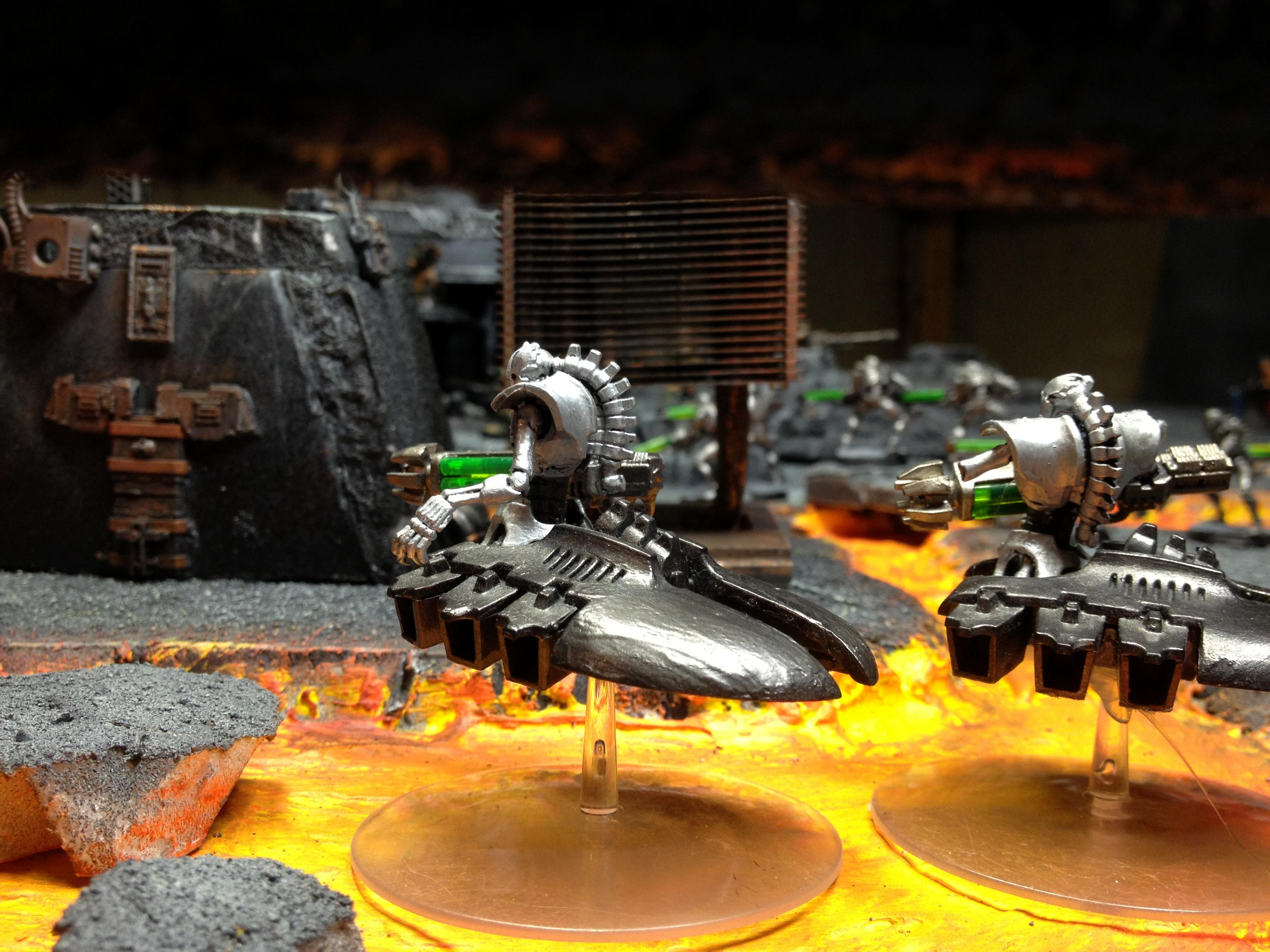 Barricade, Board, Buildings, Bunker, Cities Of Death, City, Imperial Guard, Lava, Necrons, Terrain