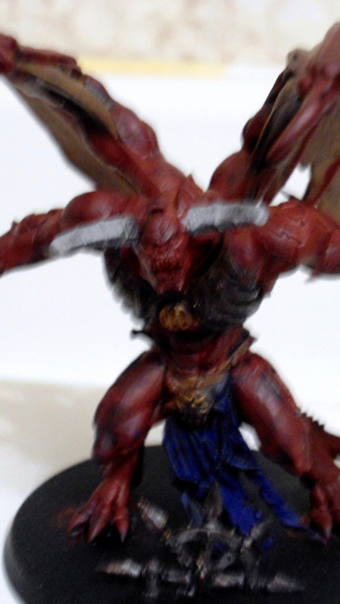 W.I.P. Daemon Prince
