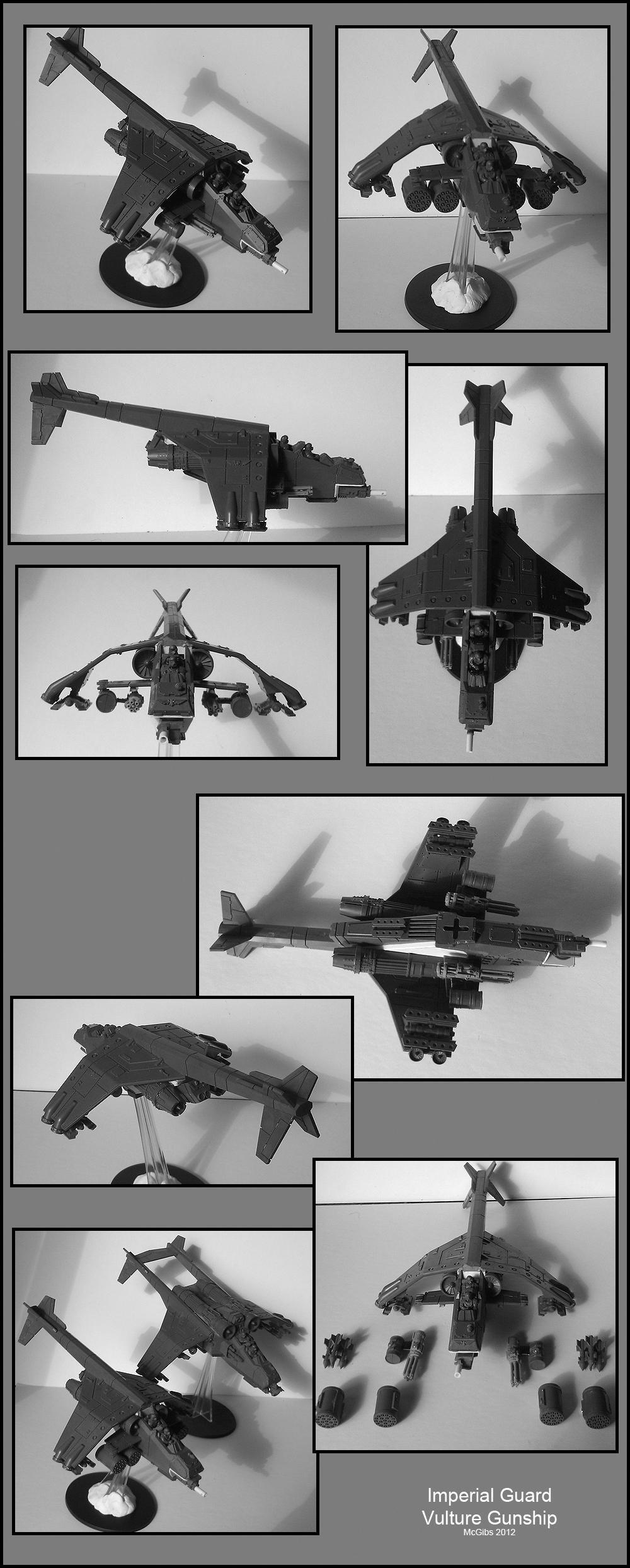 Imperial Guard, Vulture