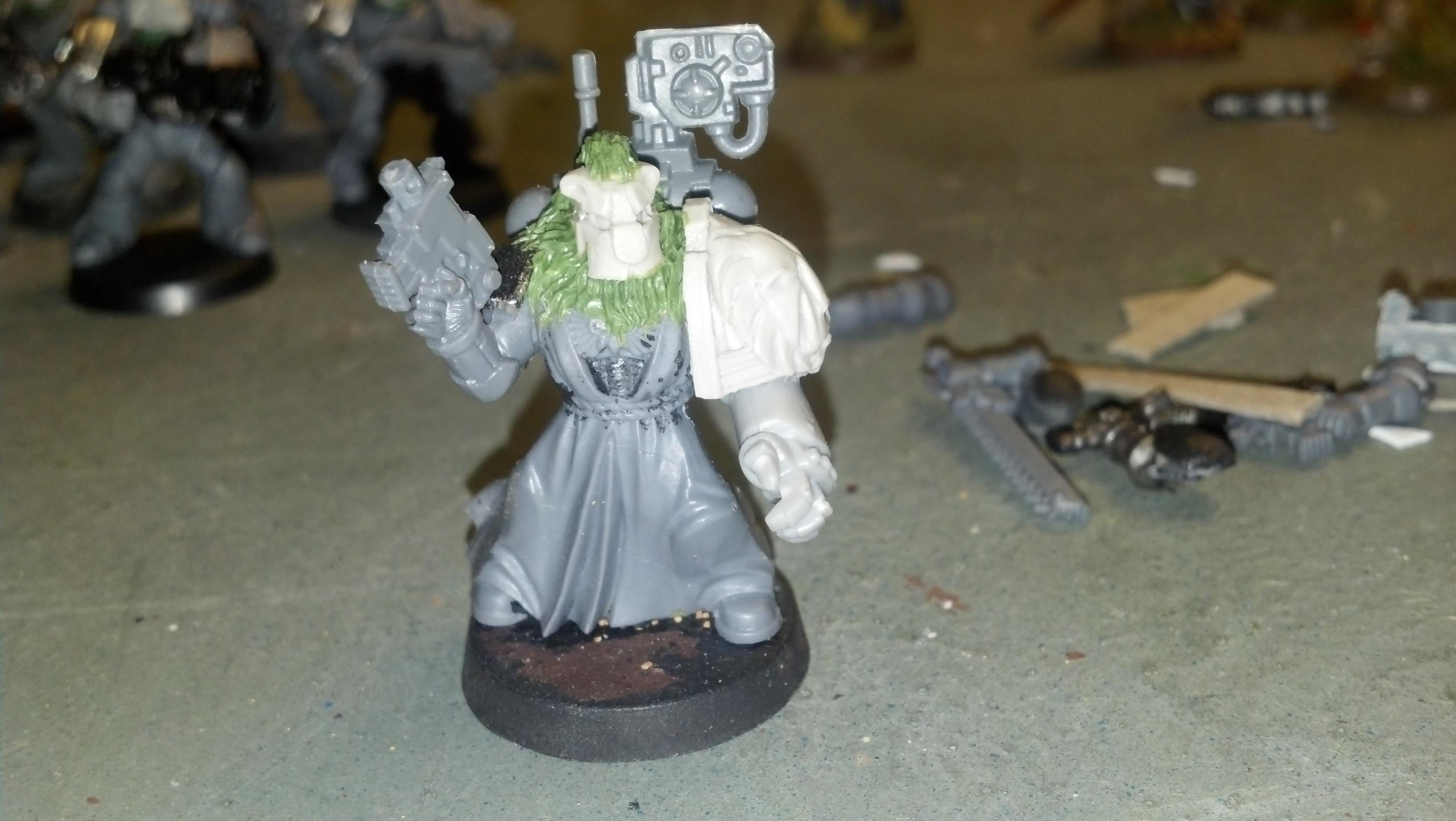Astral Claws Wip, Sgt squad 3
