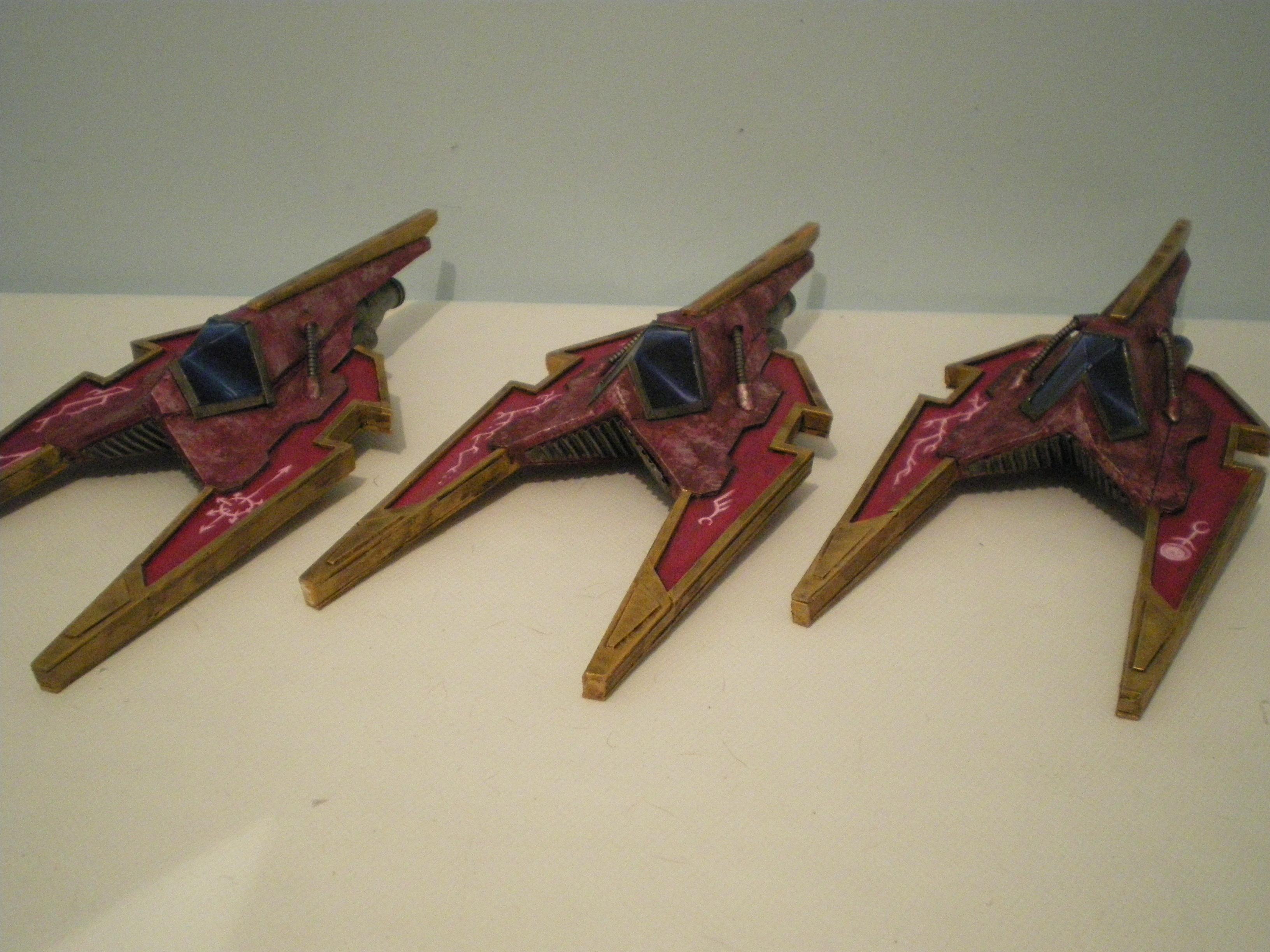 Emperor's Children, Scratch Built Hell Talons
