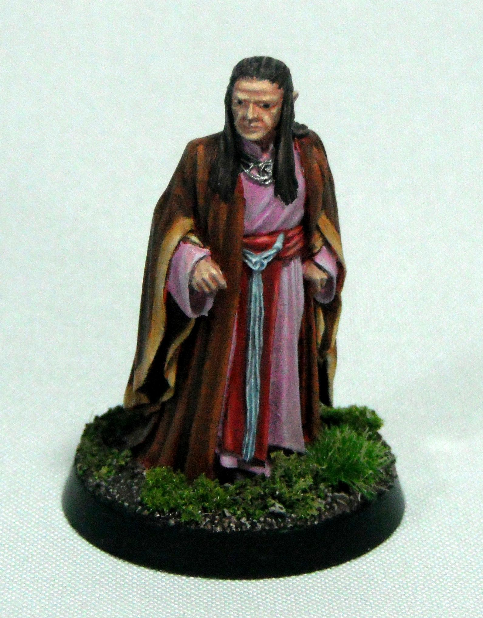 Elrond, Lord Of The Rings, The Hobbit, White Council