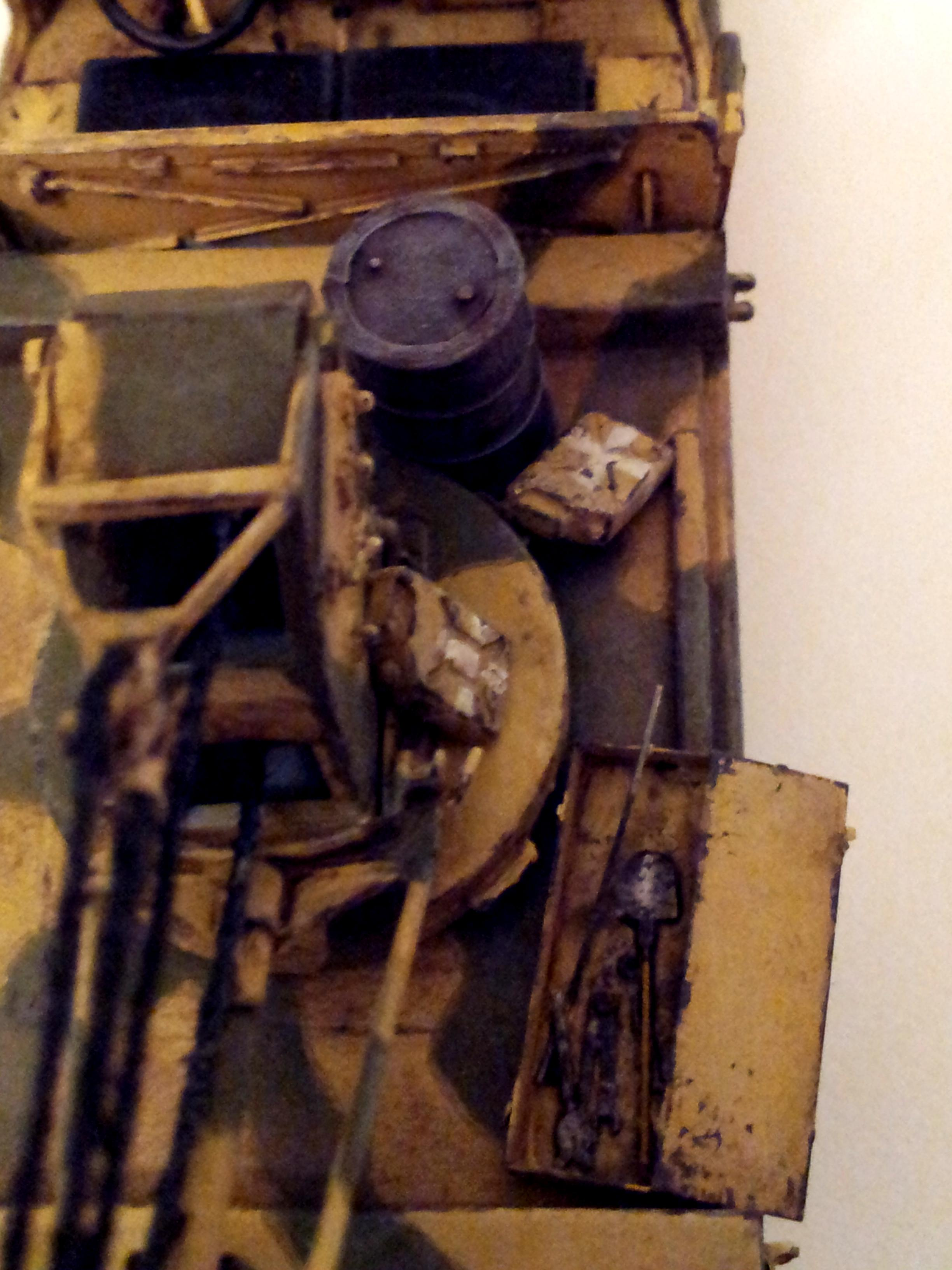 1/72, Famo' Sdkfz 9, Germans, Recovery Vehicle, World War 2