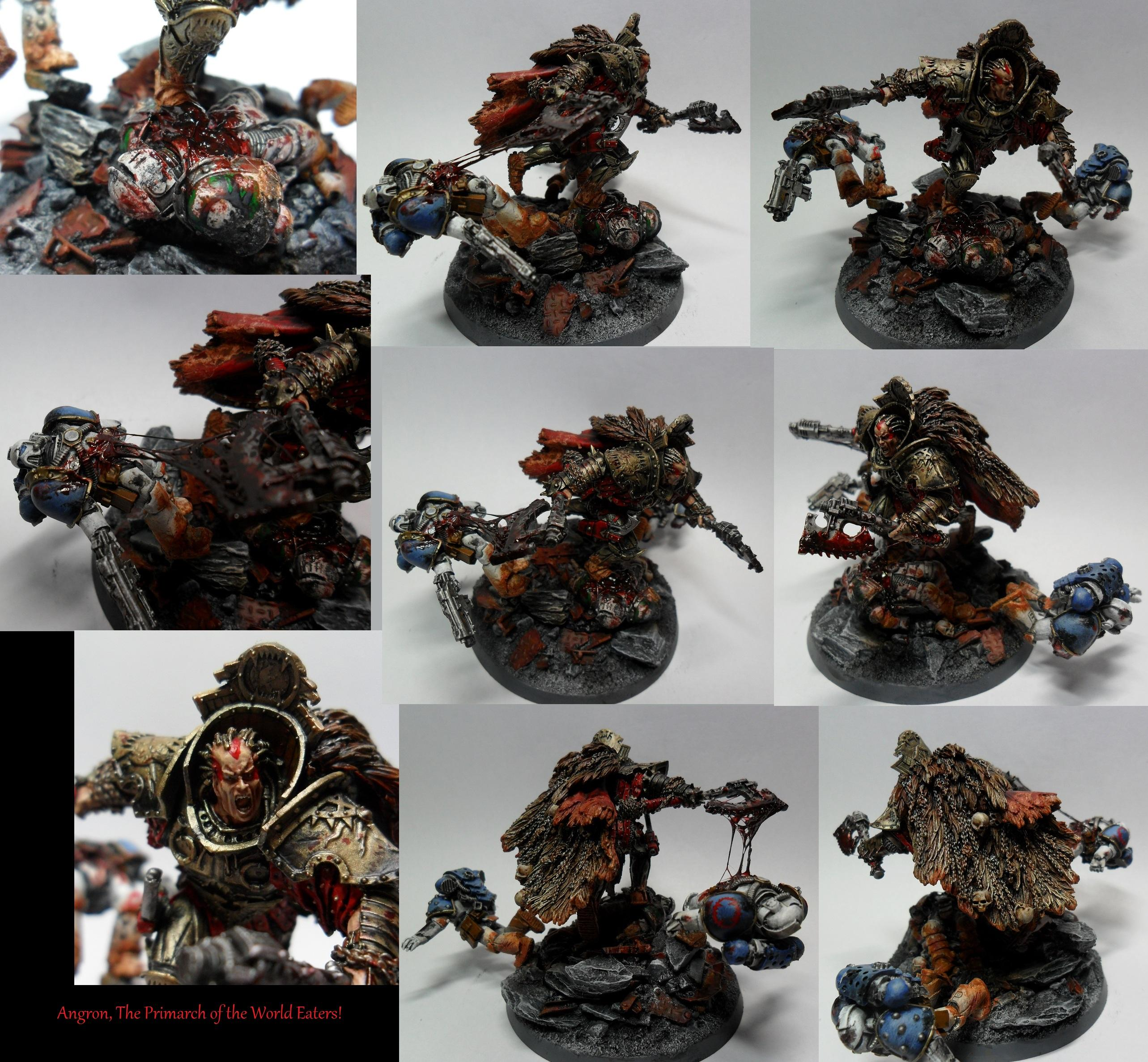 Angron, Blood, Forge World, Primarch, Warhammer 40,000