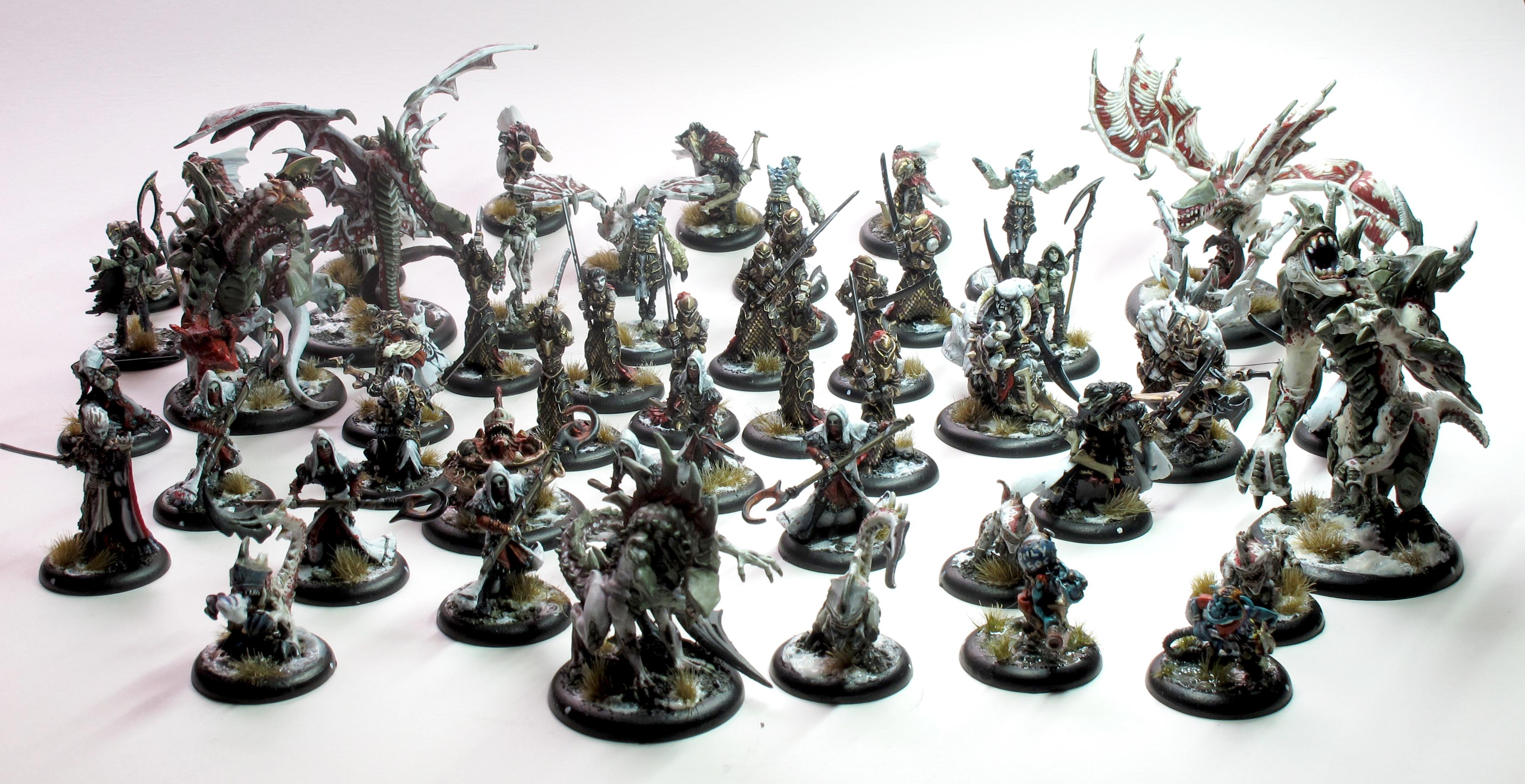Legion, Legion Of Everblight, Lilith, Ravagore, Spawning Pool, Thagrosh