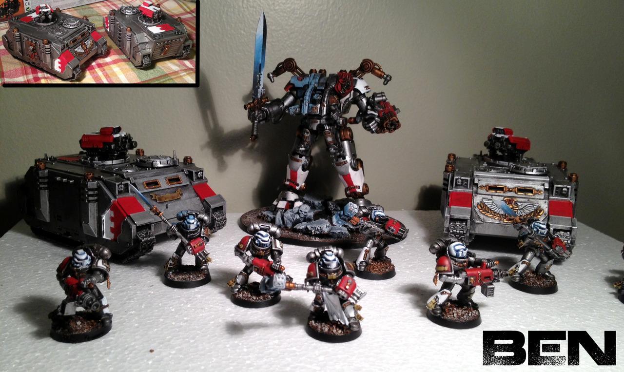 Dreadknight, Gk, Grey Knights, Purifier, Razorback, Warhammer 40,000