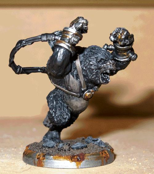 Axis, Dust Tactics, Dust Warfare, Gorilla, Markus, Weird War 2