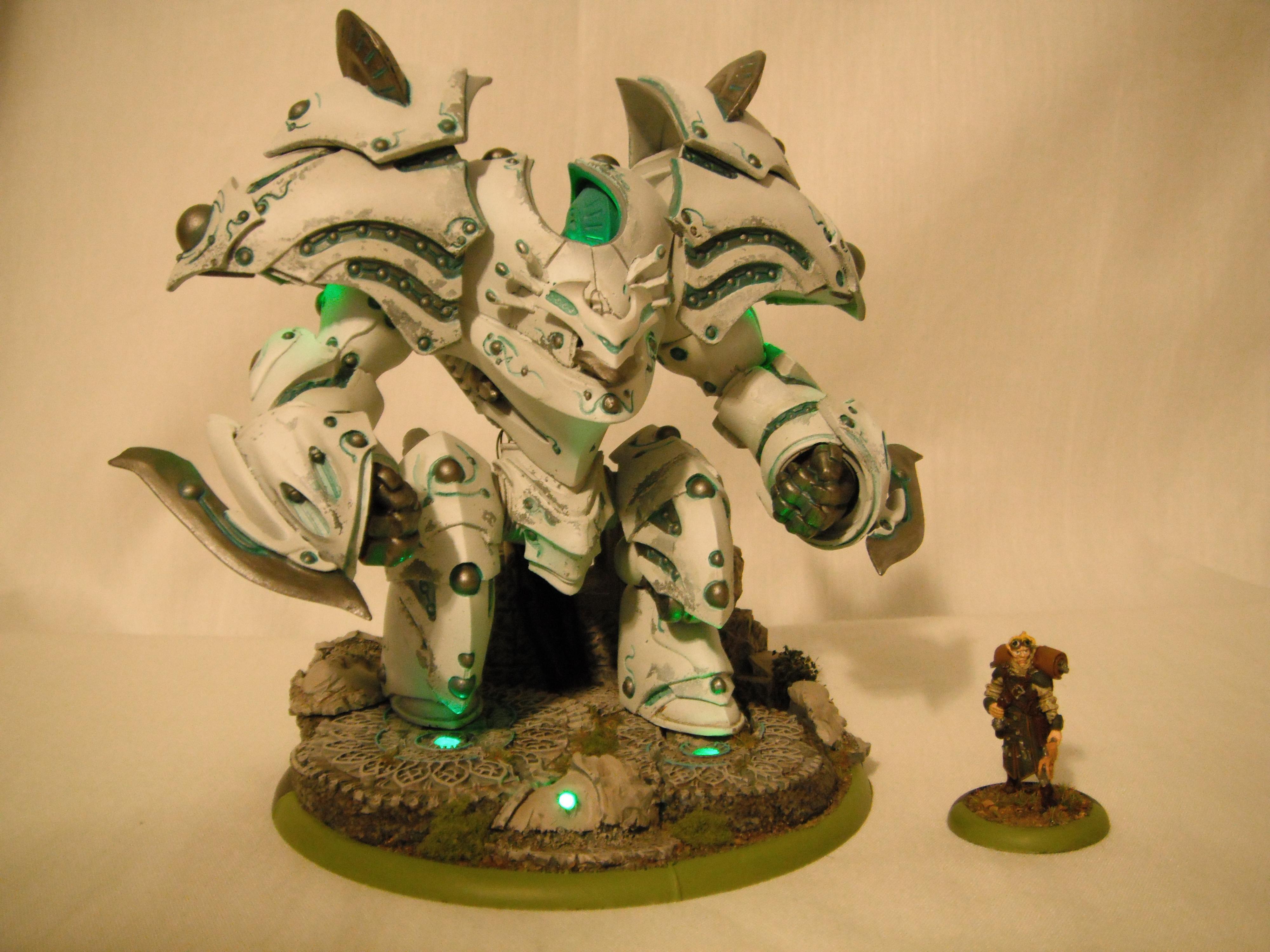 Colossal, Hyperion, Retribution Of Scyrah