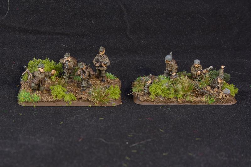 Flames Of War, Gebirgsjaeger, Gebirgsjager, Mountain Infantry, World War 2