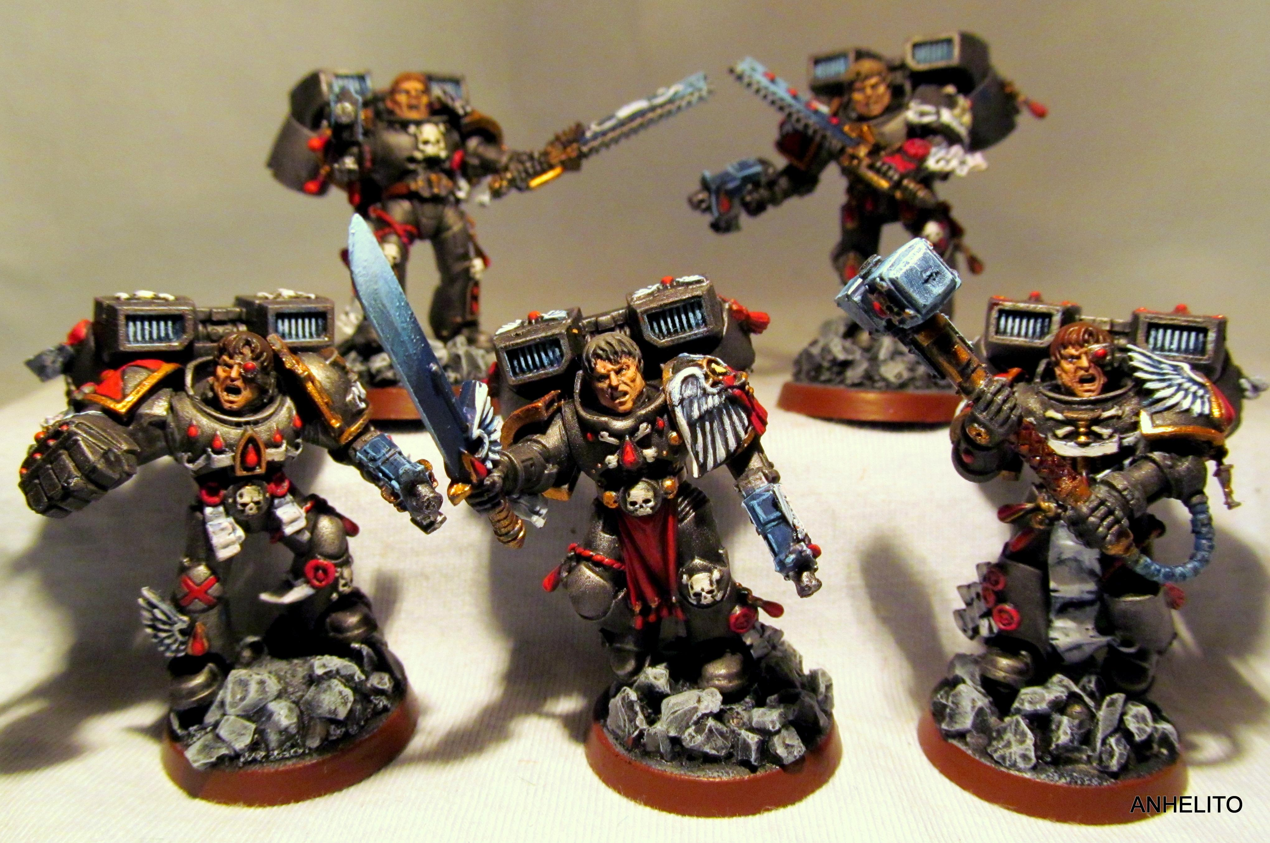 Blood Angels, Death Company