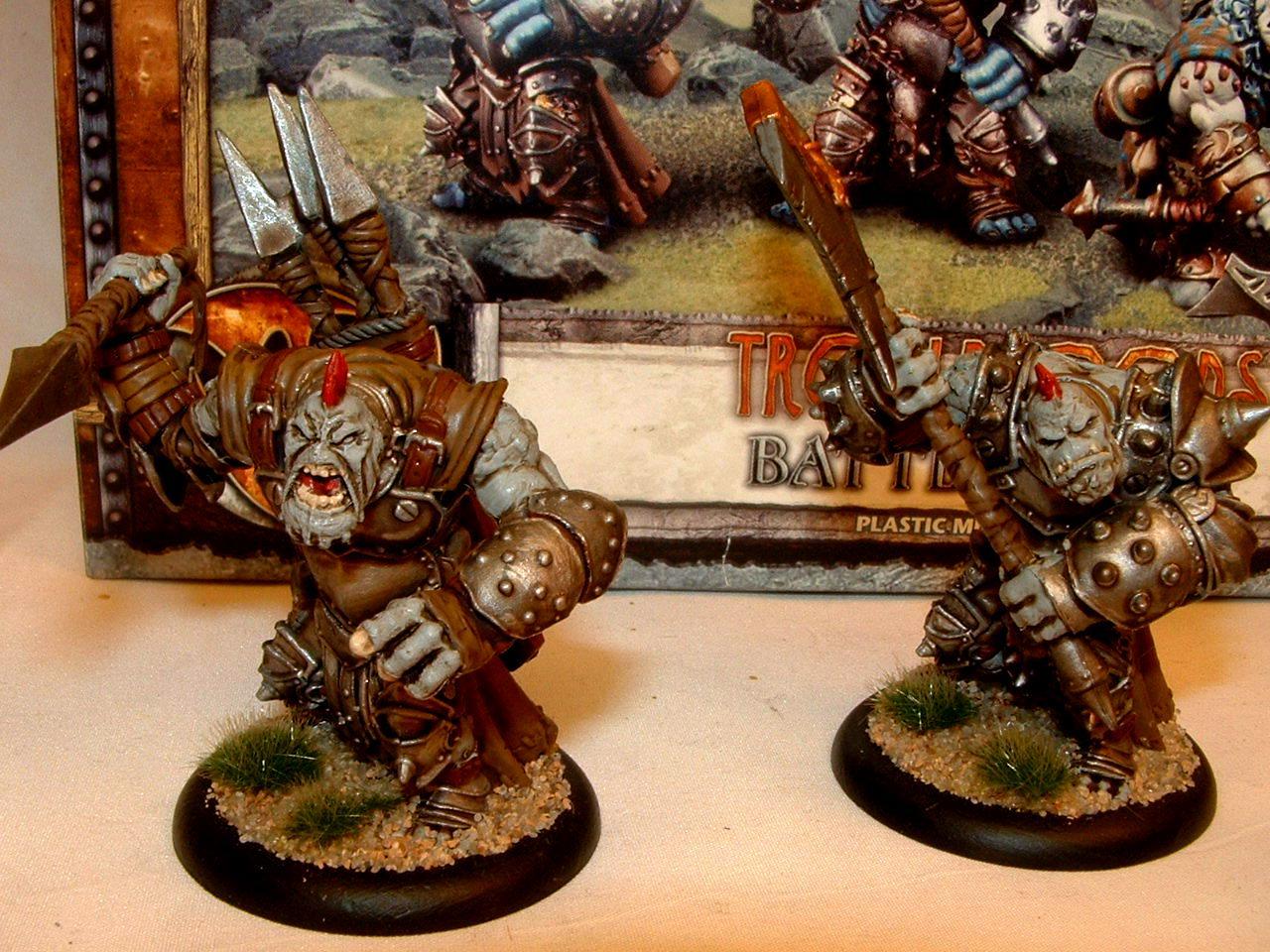 Battle Box, Battle Group, Design, Hordes, Painting, Privateer Press, Troll, Troll Kin, Trollbloods, Trollkin, War Caster, War Jack, War Pack, Warcaster, Warjack, Warlock, Warmachine, Warpack