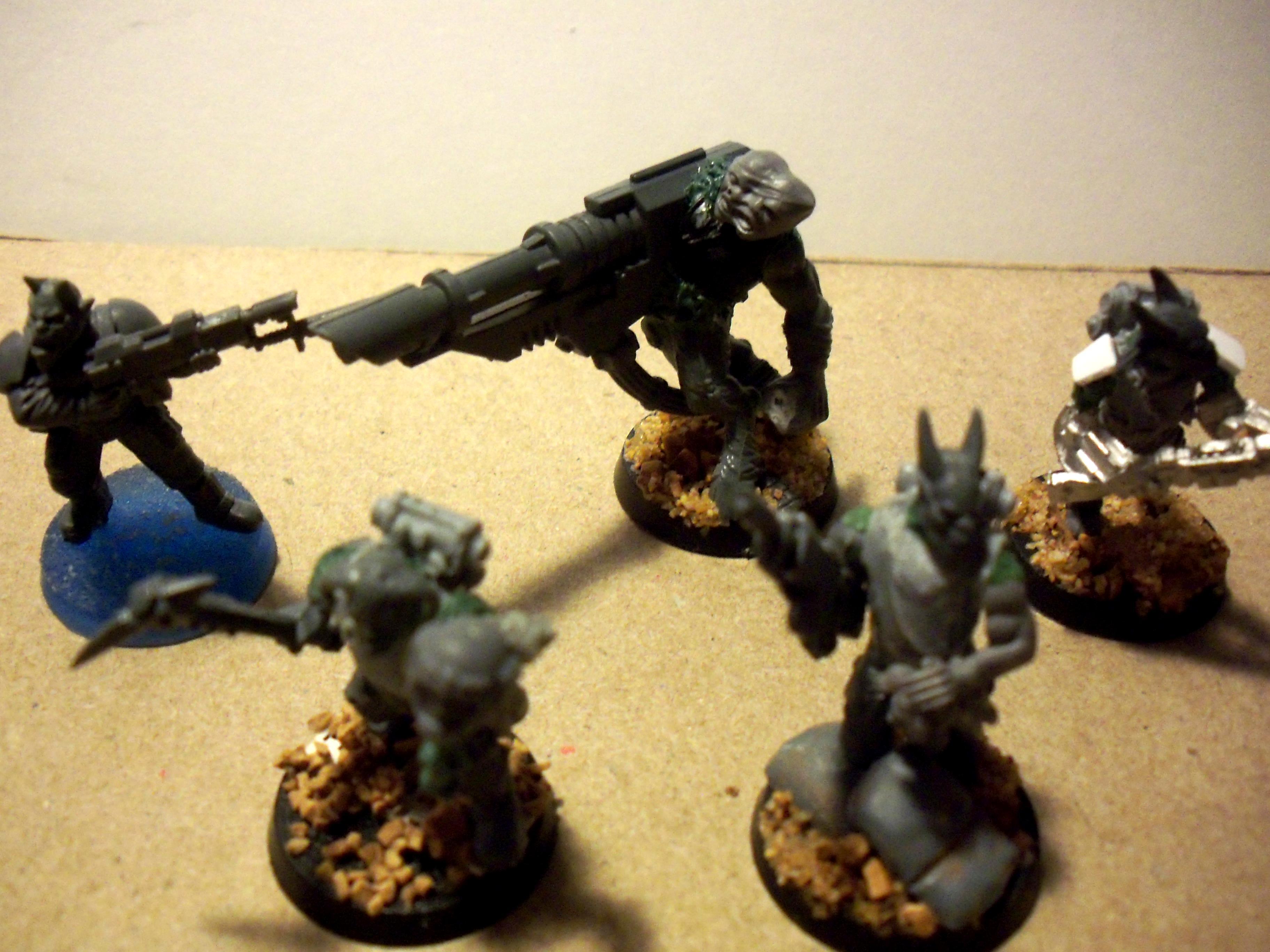 Beastmen Veterans