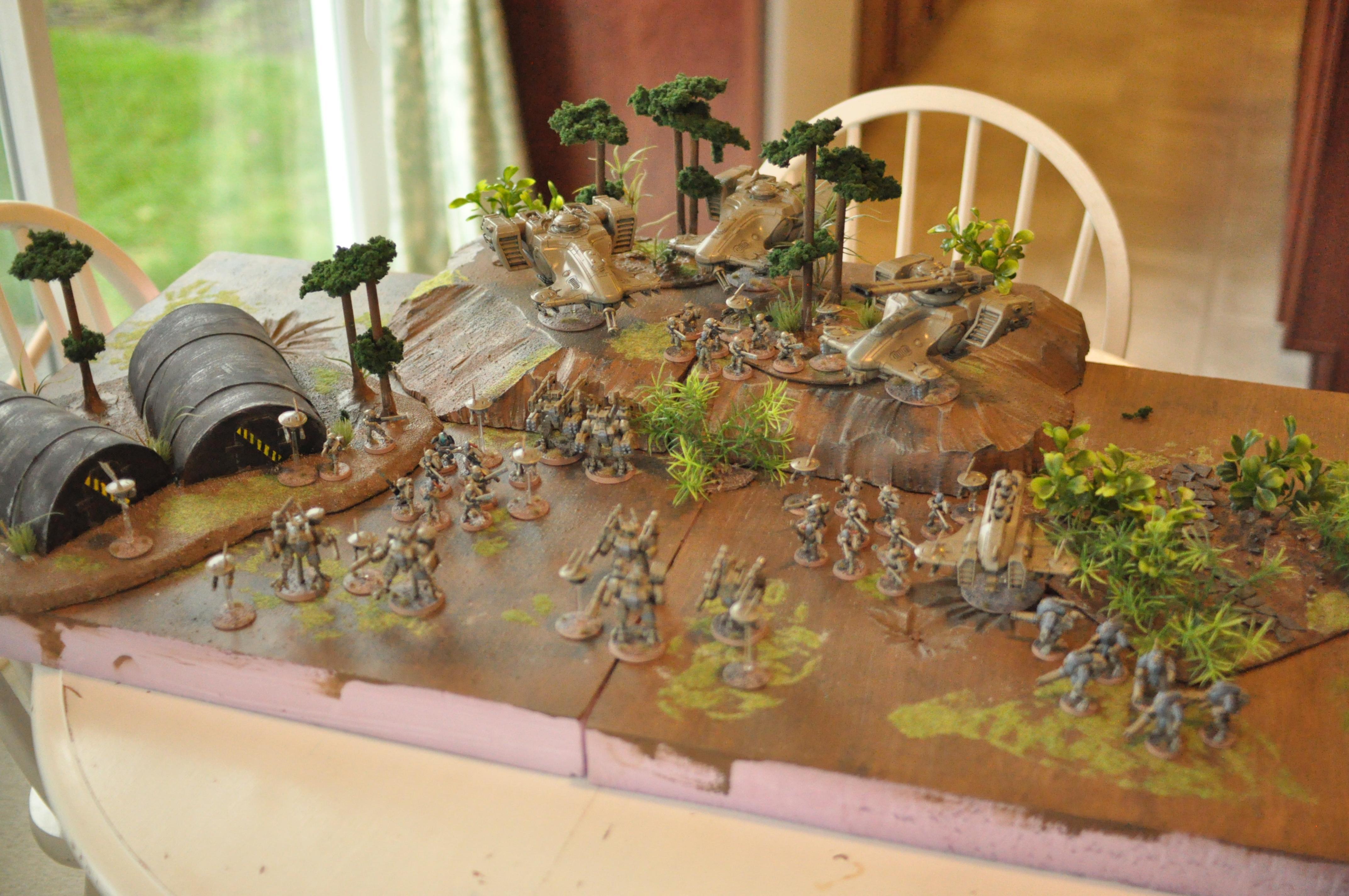 Tau, Tau Army (not finished)
