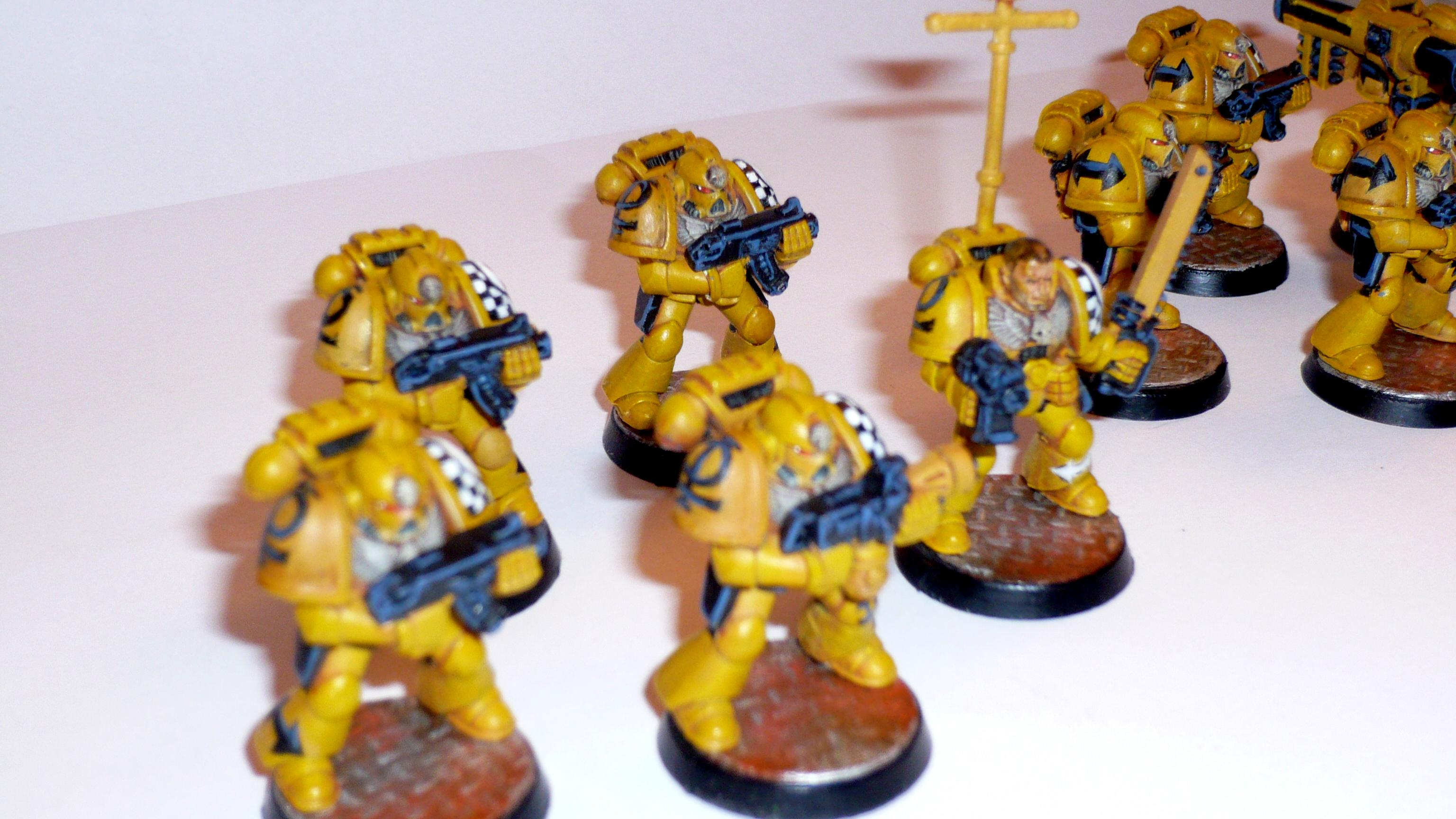 Lamenters, Space Marines, Tactical