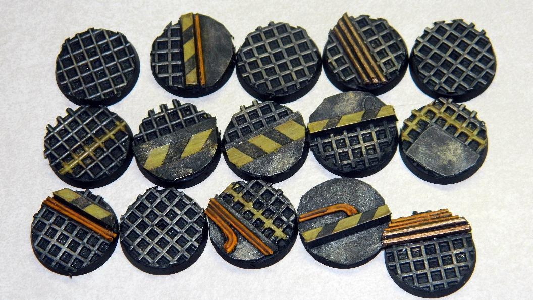Base, Canvas, Deck, Decking, Hazard, Plastic, Plastic Canvas, Sci Fi, Stripe, Stripes, Striping