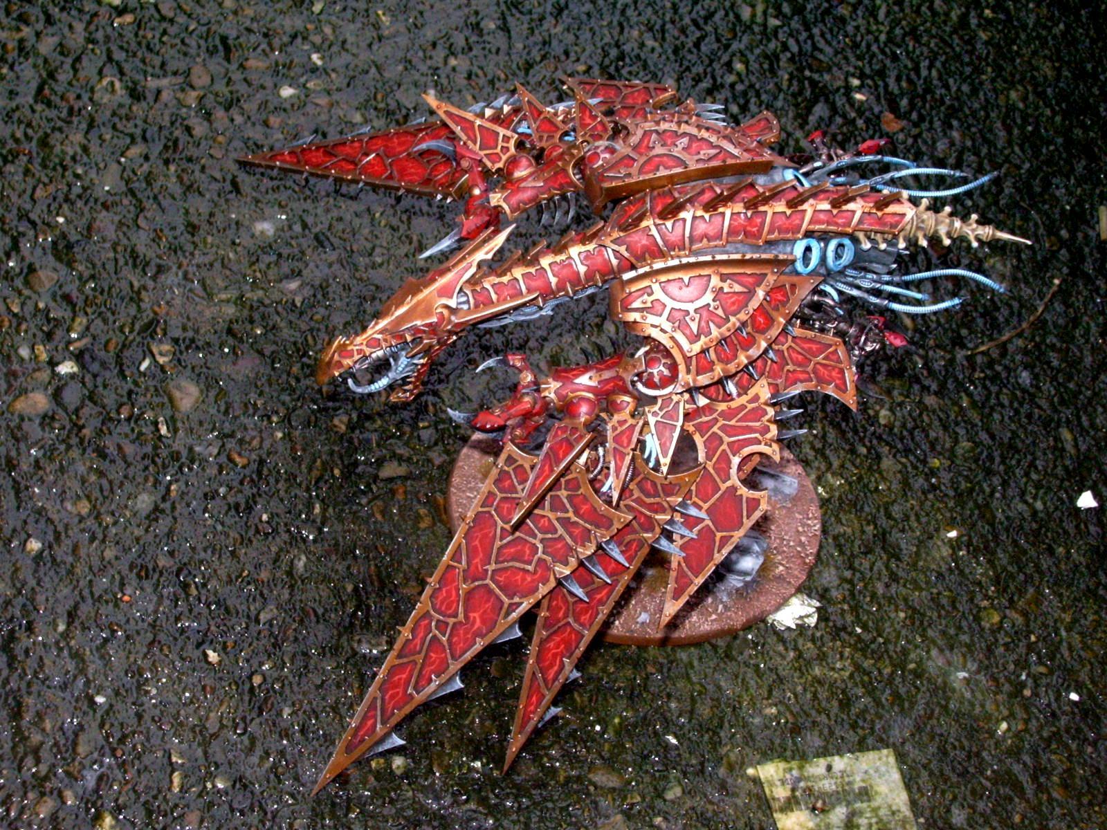 Crimson Slaughter, Heldrake, Lightning Effects