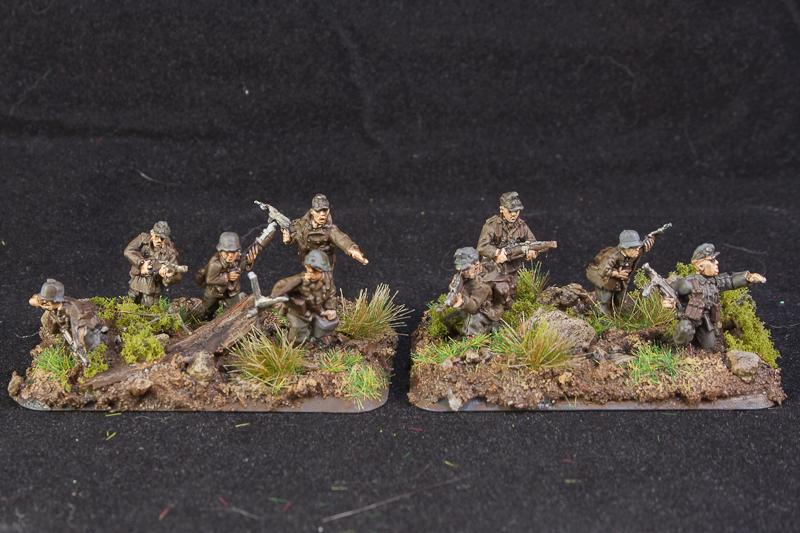15mm, Flames Of War, Gebirgsjaeger, Gebirgsjager, Infantry, Mountain Infantry, World War 2