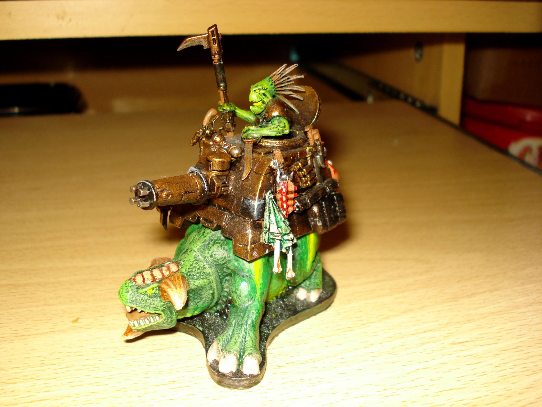 Barmy Bakers Miniatures, Kroot, Krootox, Tau, Warhammer 40,000