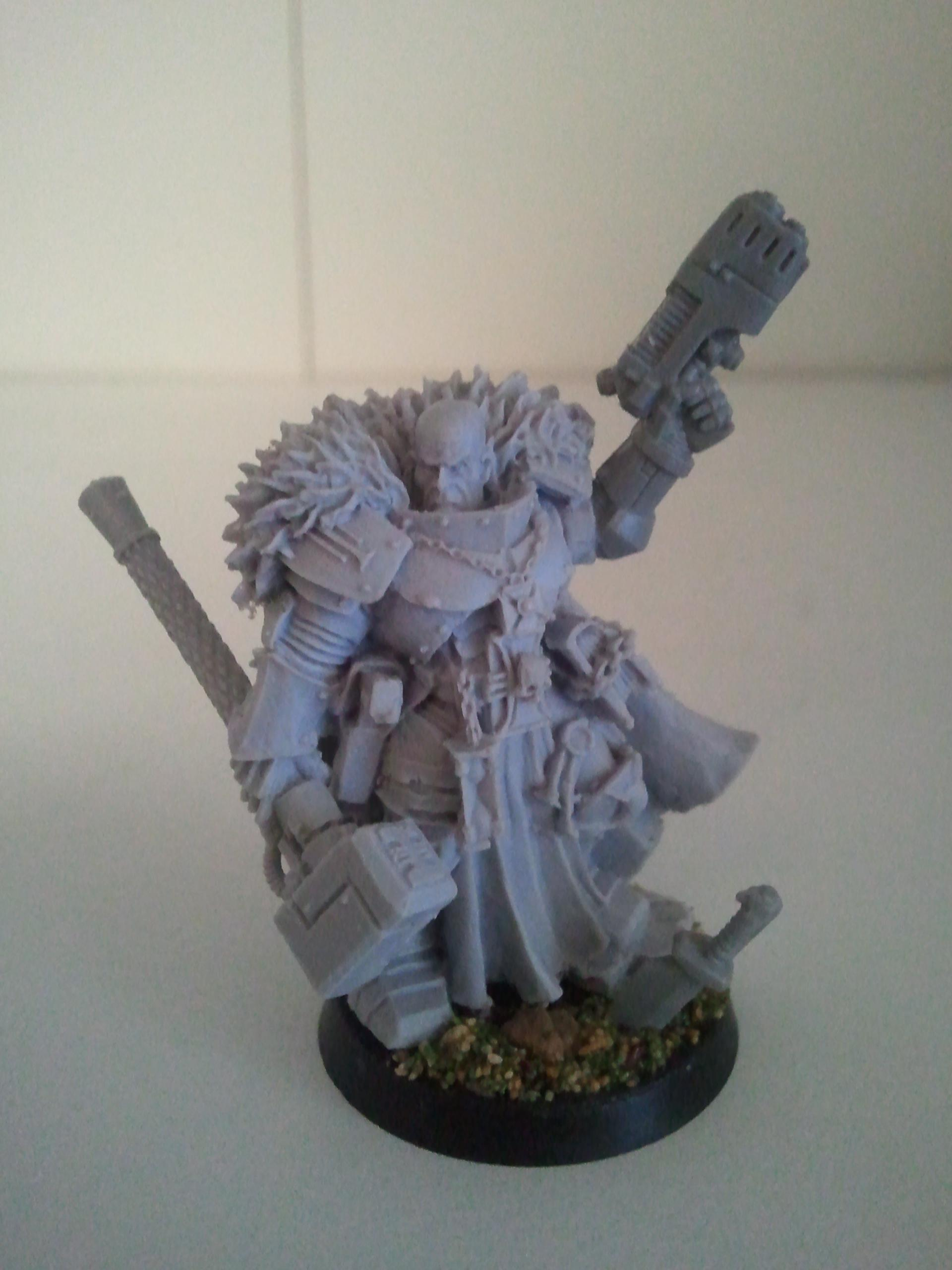 Dark Apostle! or as in my army! Radicle inquisitor!