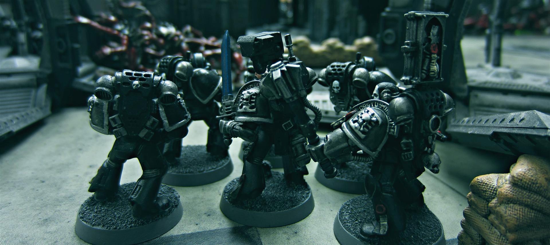 Alien Hunter, Alien Hunters, Black Shields, Blackshields, Cassius, Chaplain, Death Watch, Deathwatch, Inquisition, Inquisitorial, Kill Team, Killteam, Nids, Space Marines, Warhammer 40,000