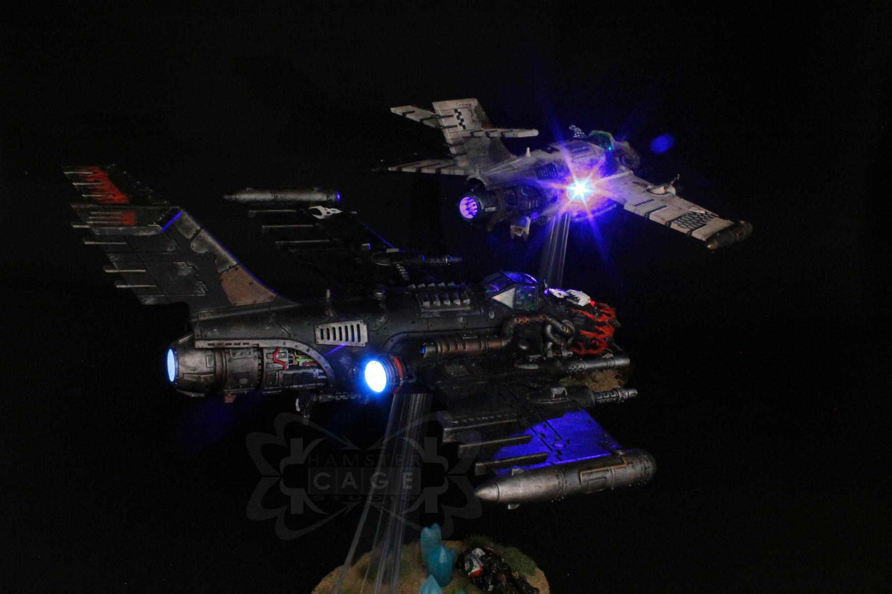 Aircraft, Dakka Jet, Dakkajet, Fighta-bomba, Orcs, Ork Aircraft, Ork Plane, Orks, Plane