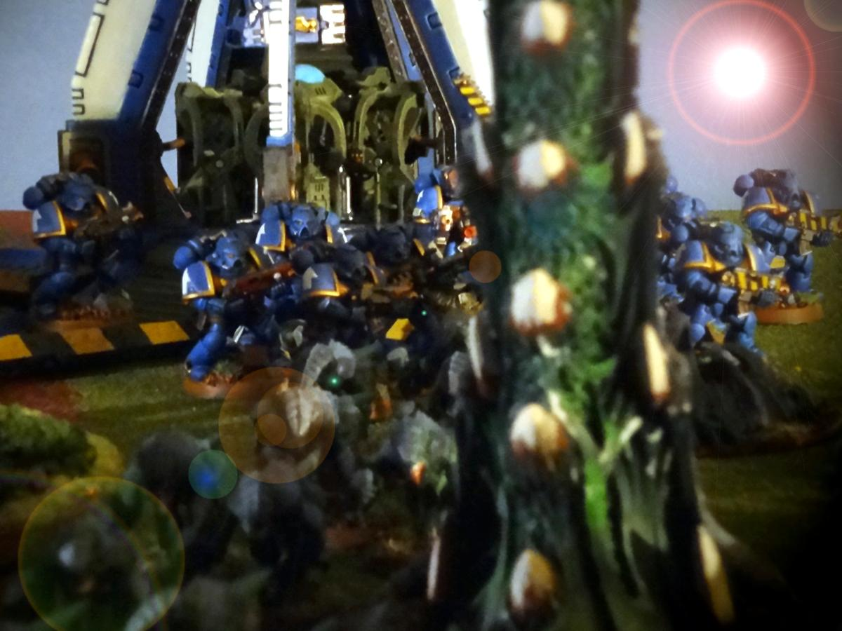 Campaign, Imperial Guard, Space Marines, Tyranids, Ultramarines, Warhammer 40,000
