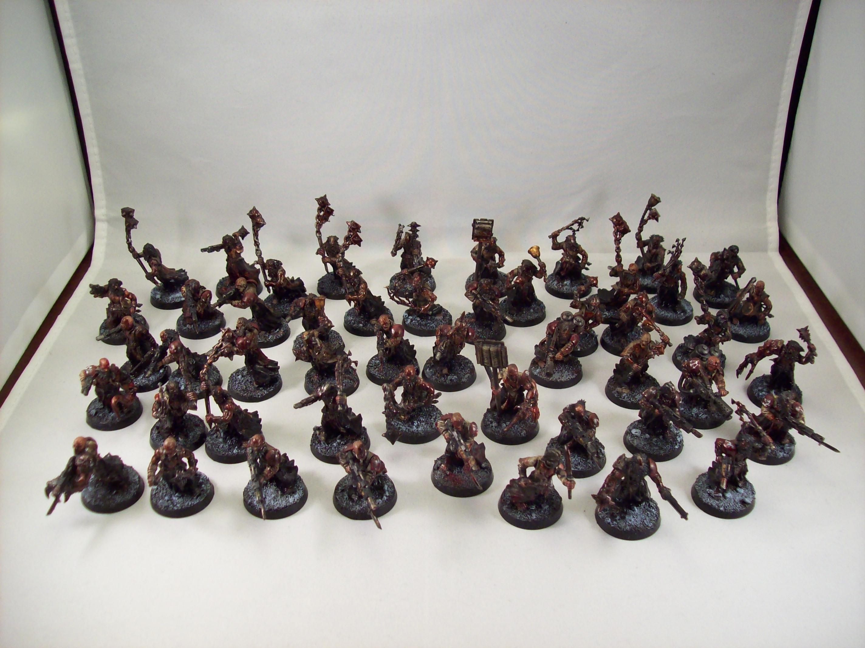 Chaos Space Marines, Cultists, Warhammer 40,000, Word Bearers