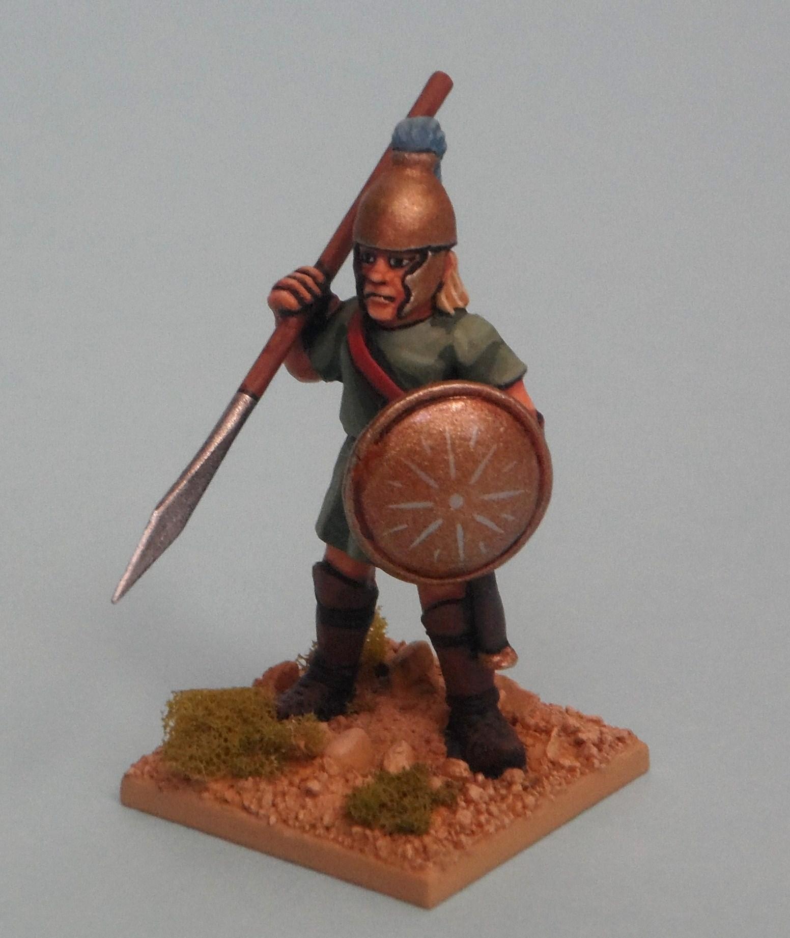 Alexander, Barbarian, Foundry, Historical, Javelin, Javelinman, Light, Paeonian, Trojan