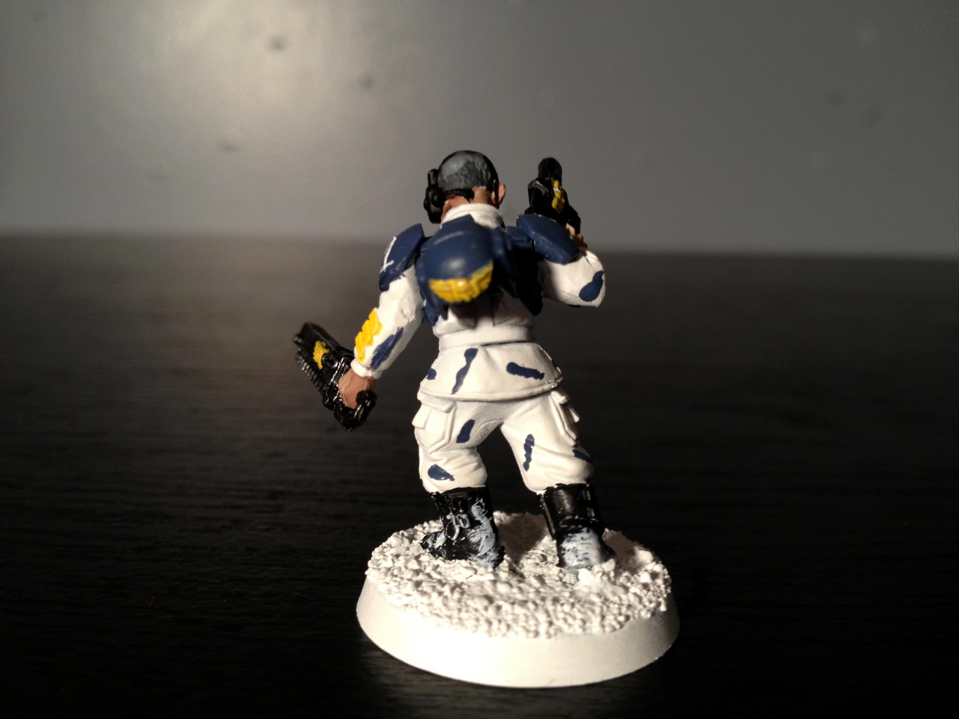 IG Sergeant