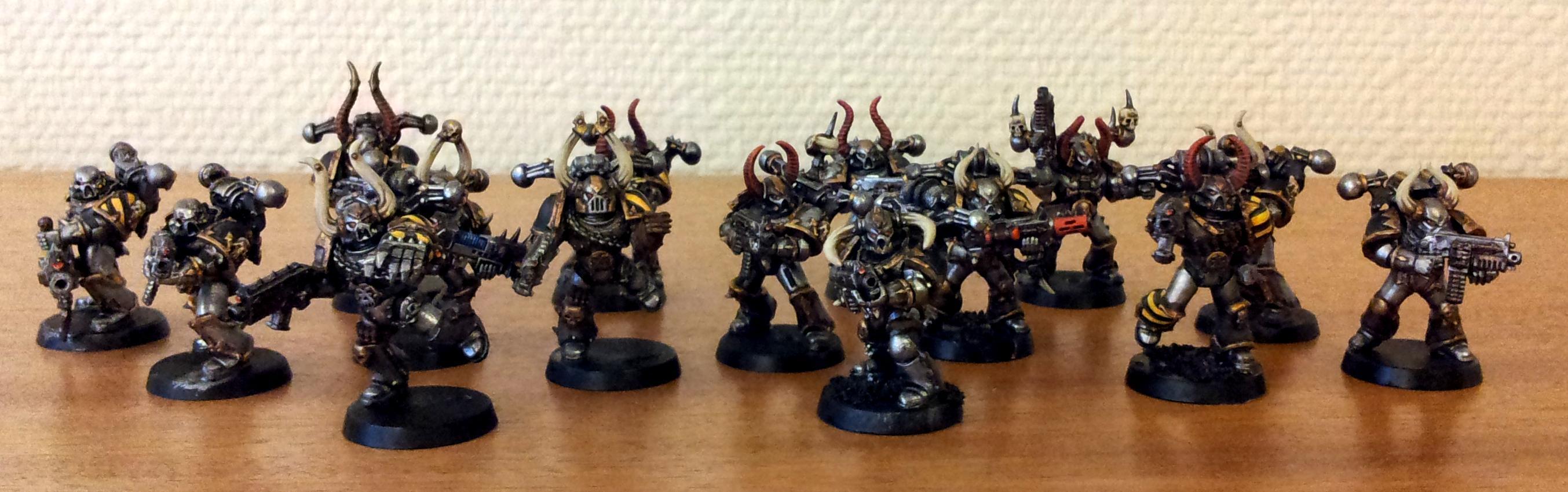 Iron Warriors, Iron Warriors