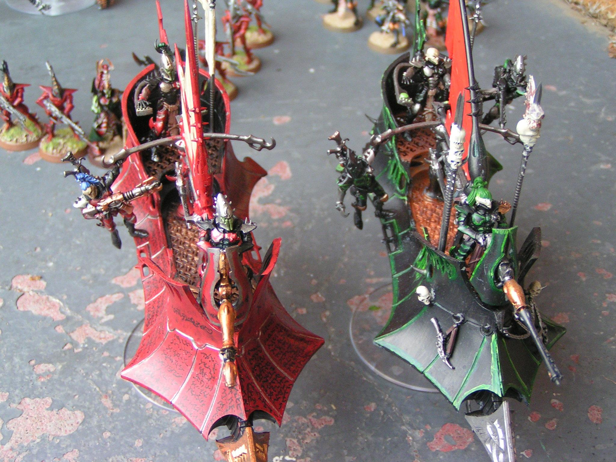 Dark Eldar, Skimmers, Transports