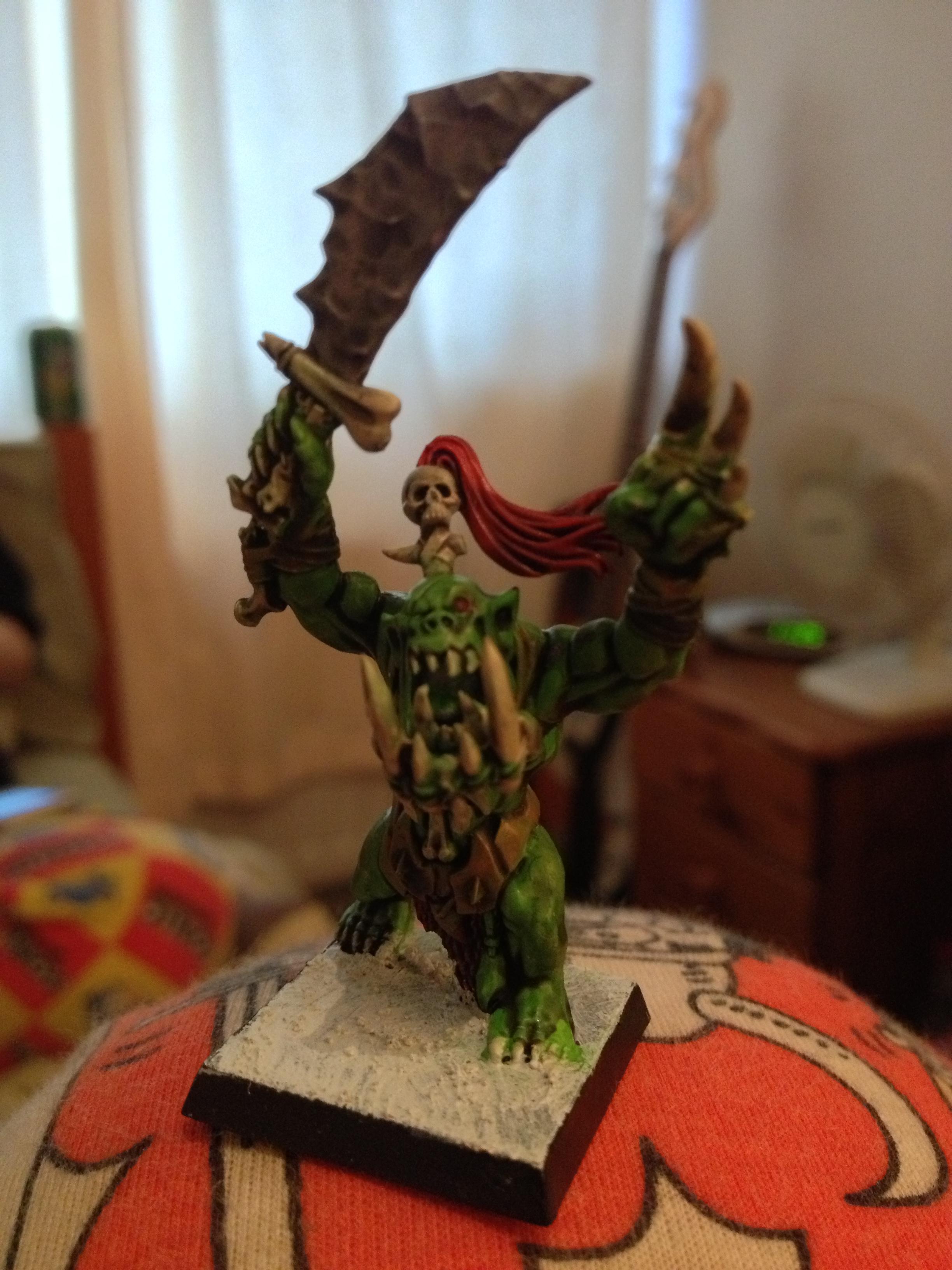 Savage Orc, Warhammer Fantasy