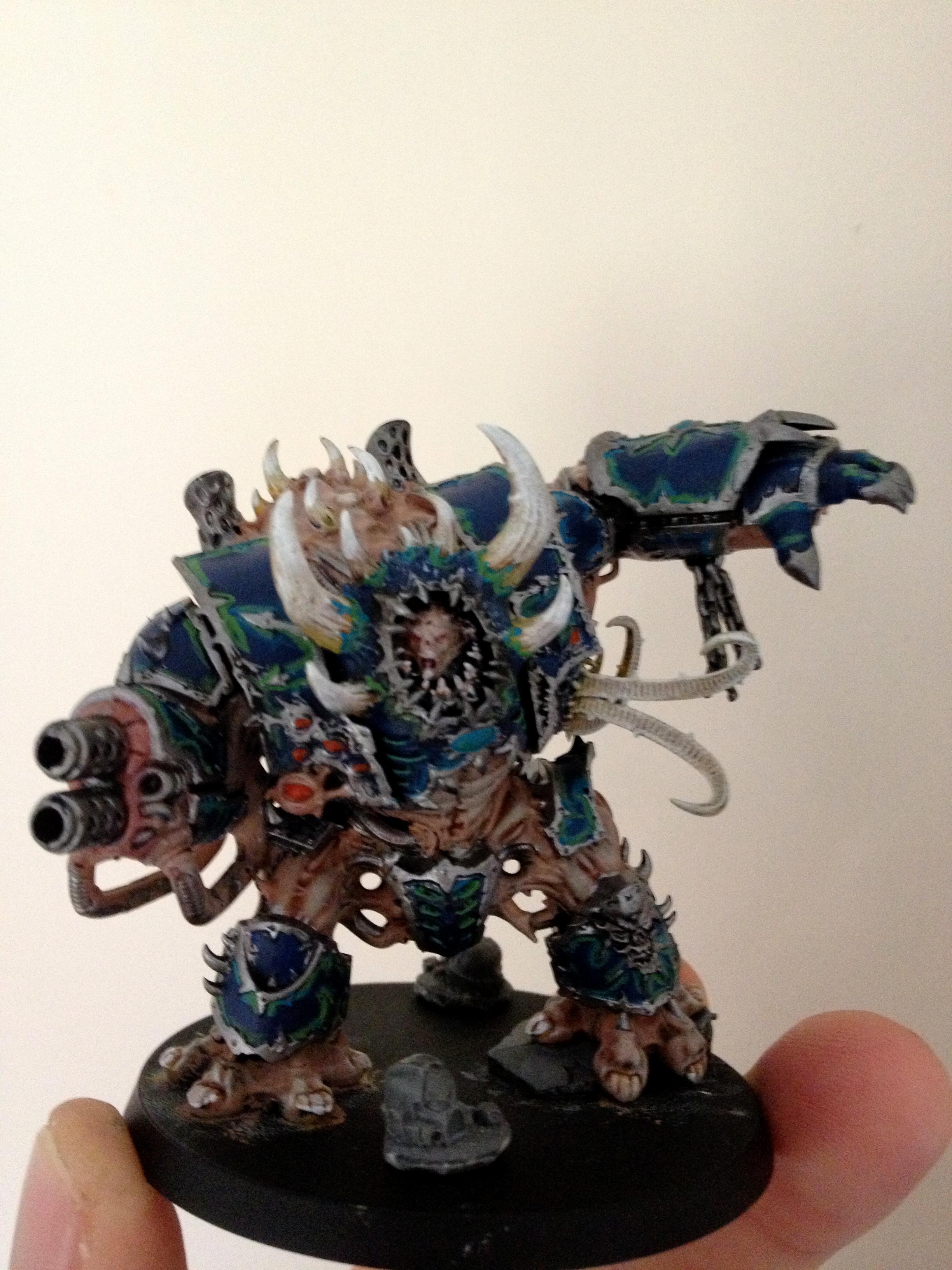 Alpha Legion, Chaos Helbrute Darkvengeance