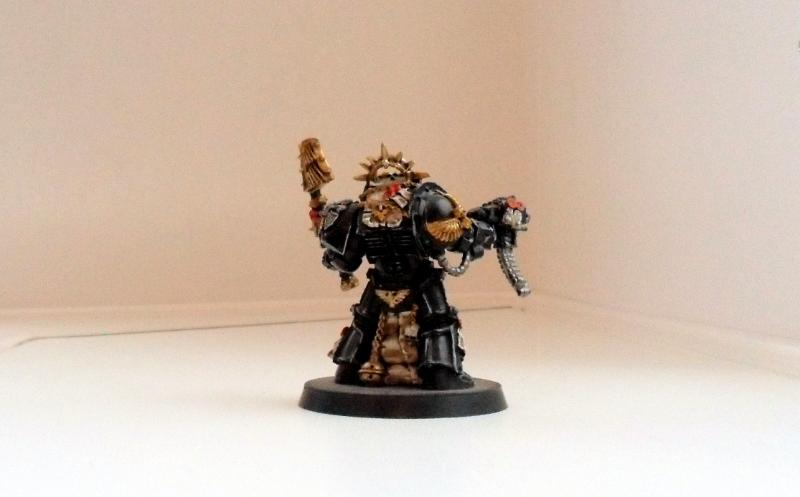 Chaplain, Space Marines, Warhammer 40,000, Wharhammer