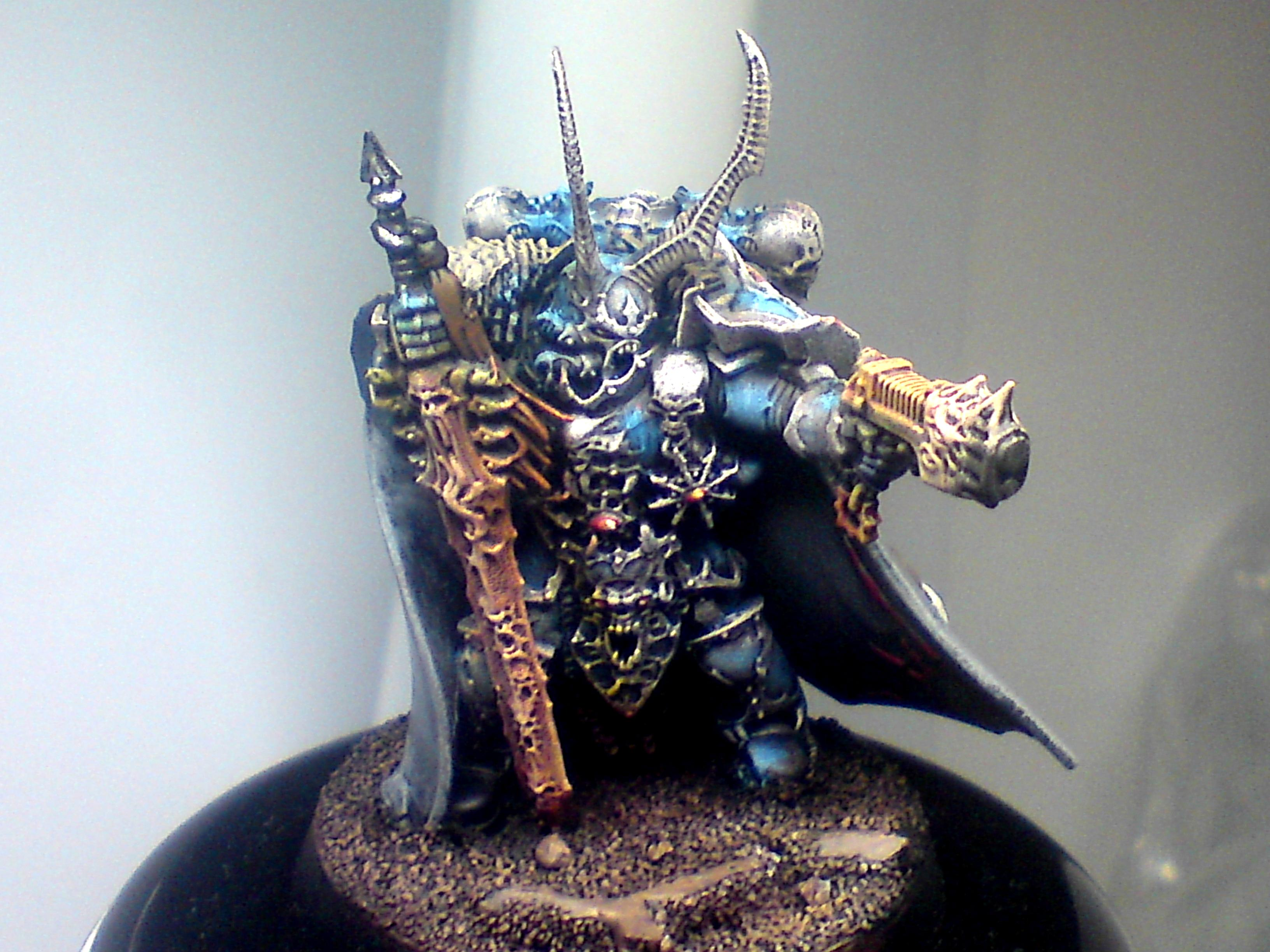 Chaos, Chaos Space Marines, Lord
