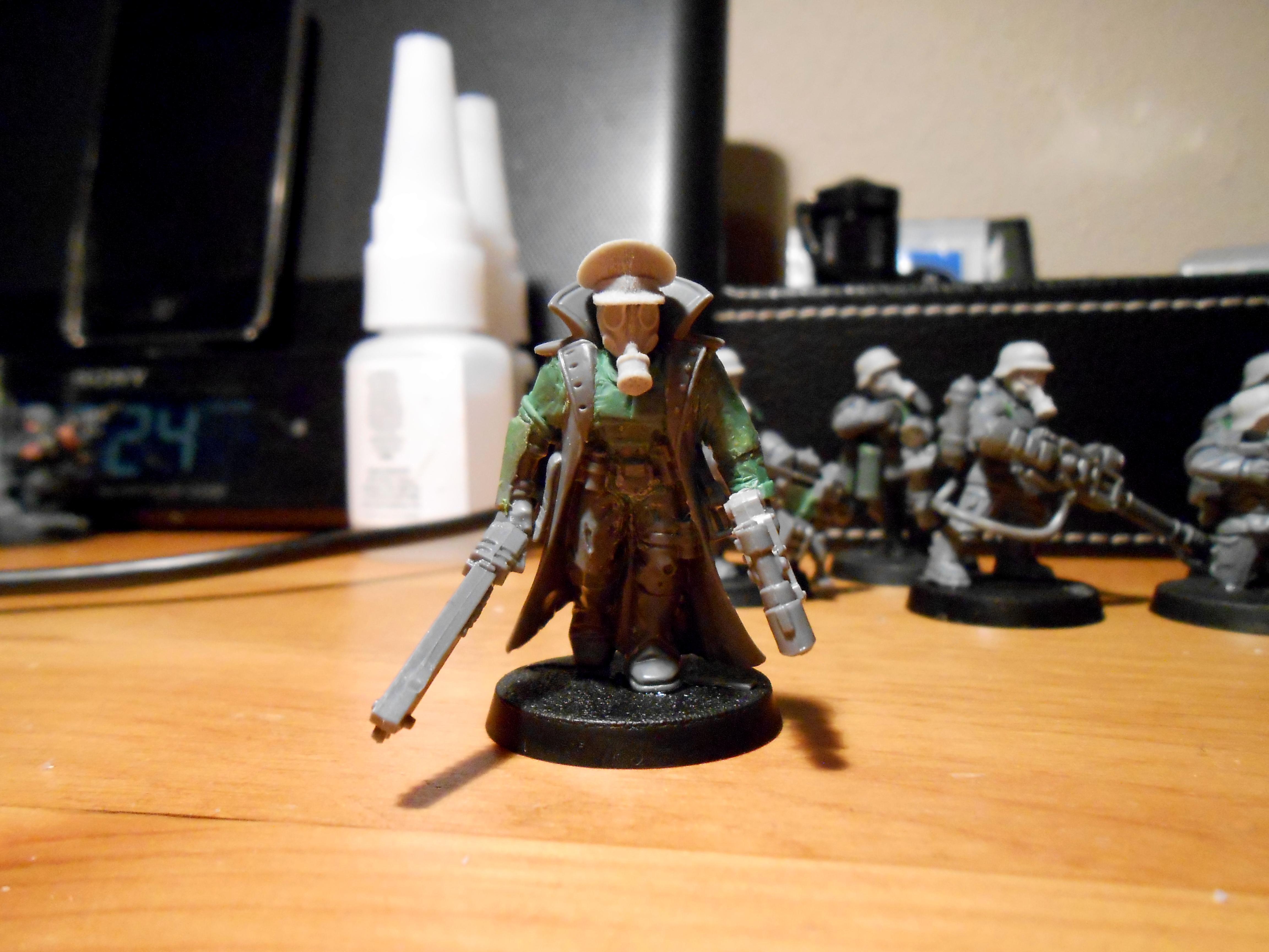 Wasteland, Wasteland Guardsmen