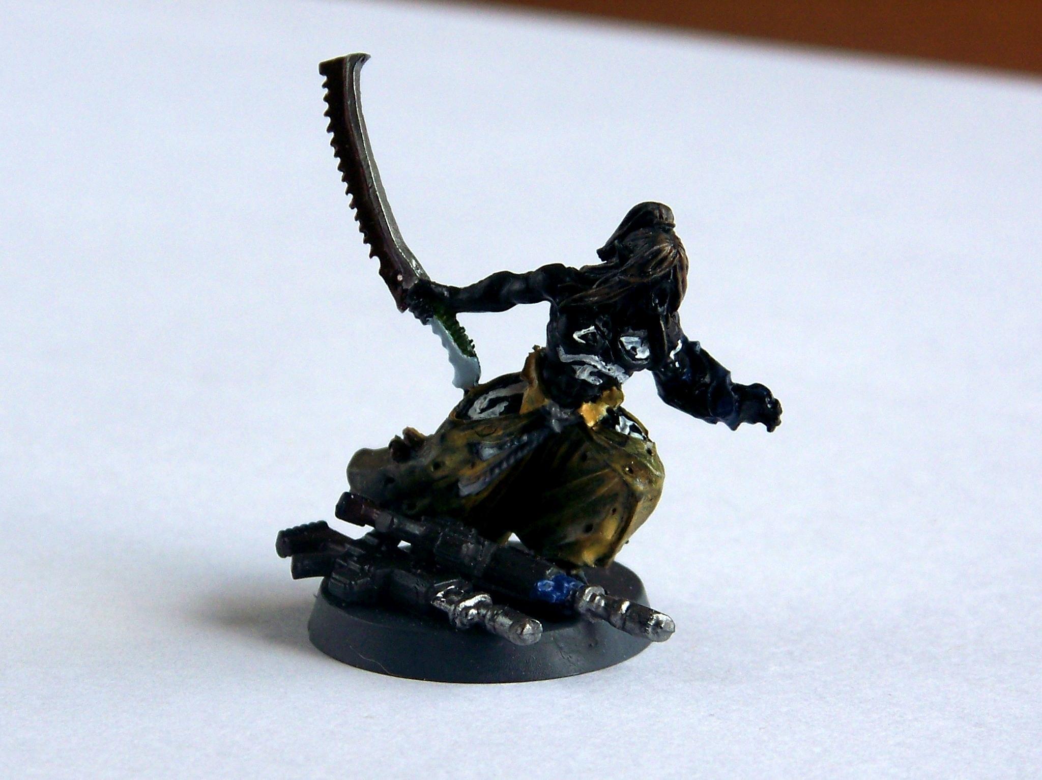 Dark Eldar, Mandrake, Warhammer 40,000