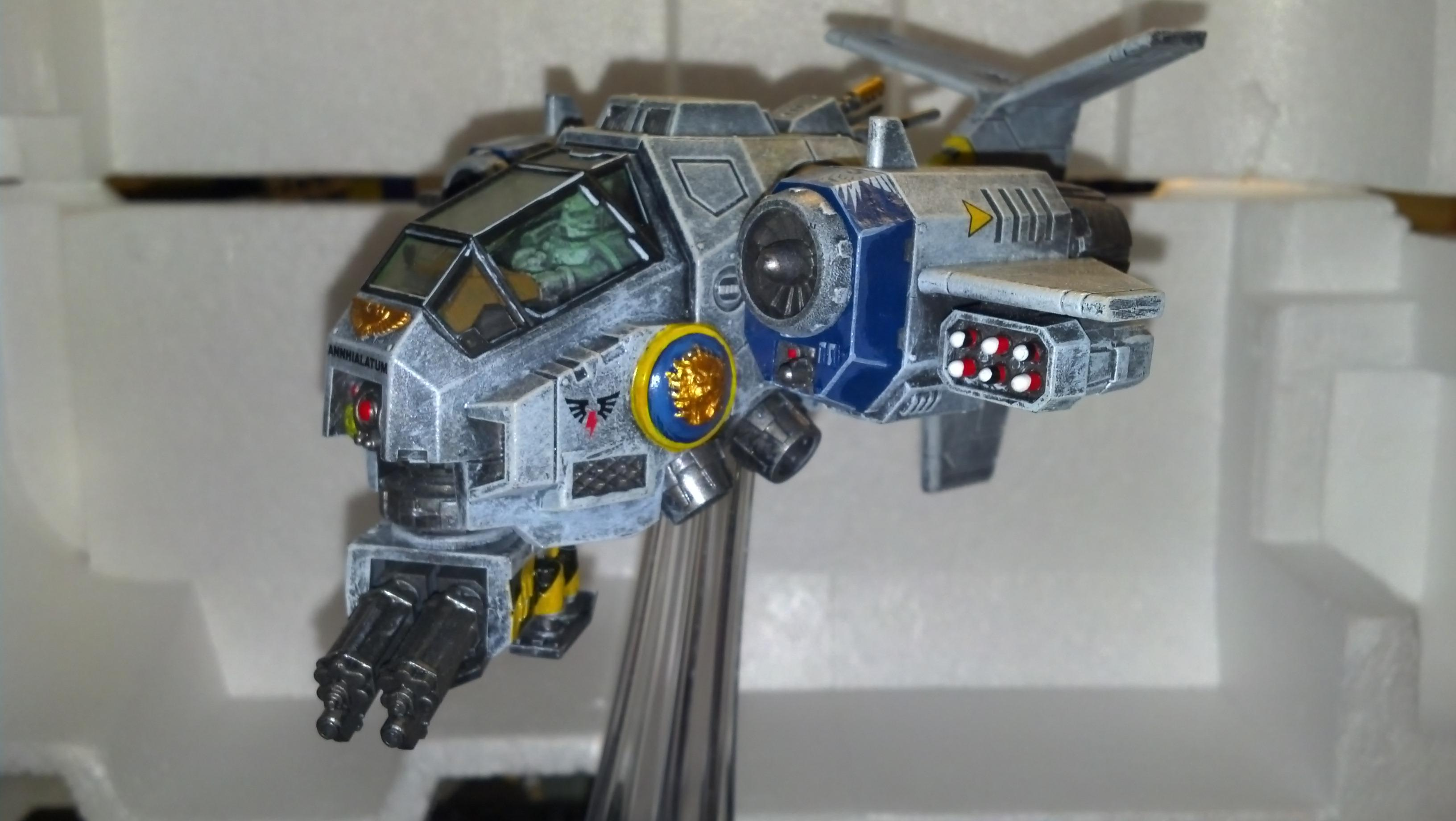 Stormtalon Conversion
