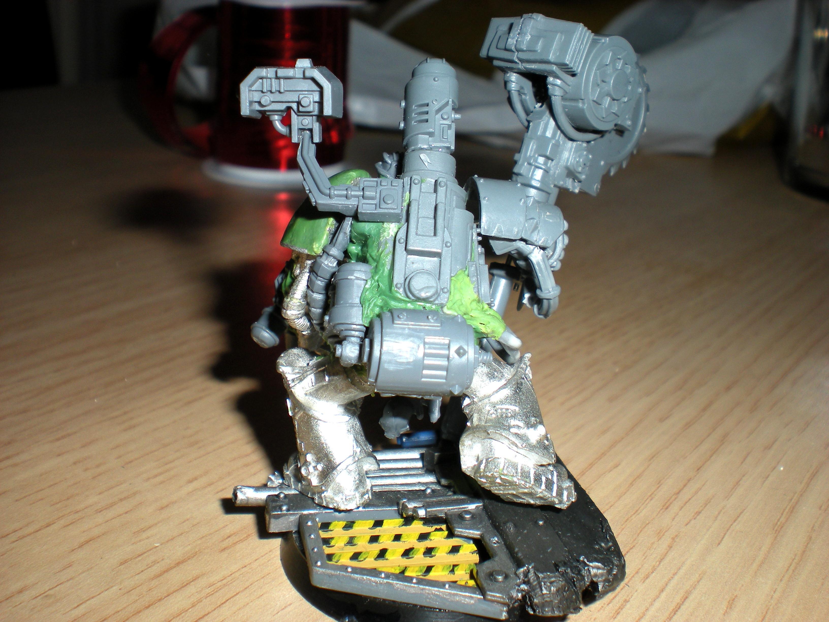 Chaos, Chaos Space Marines, Conversion, Lord, Warhammer 40,000