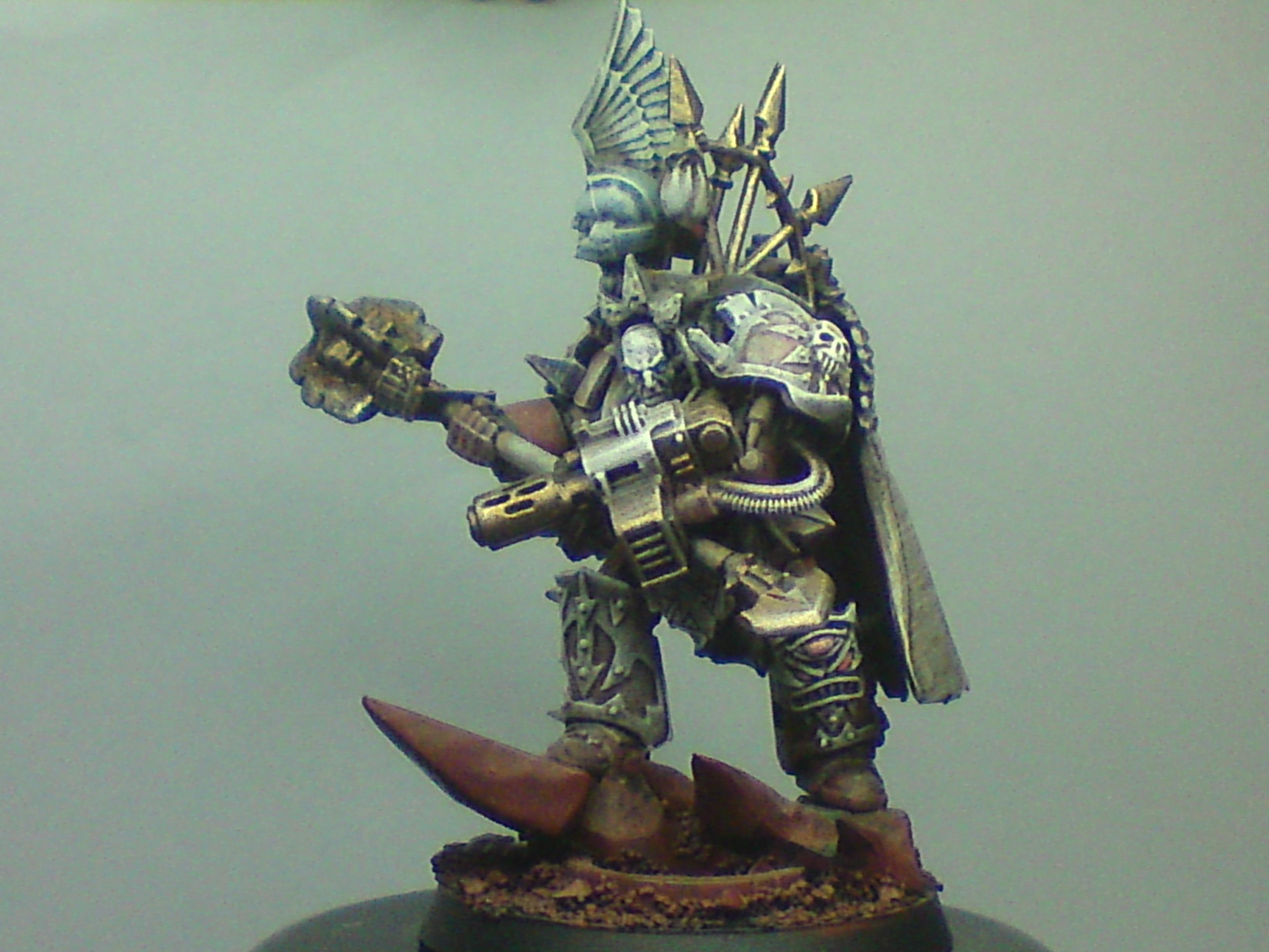 Chaos, Chaos Space Marines
